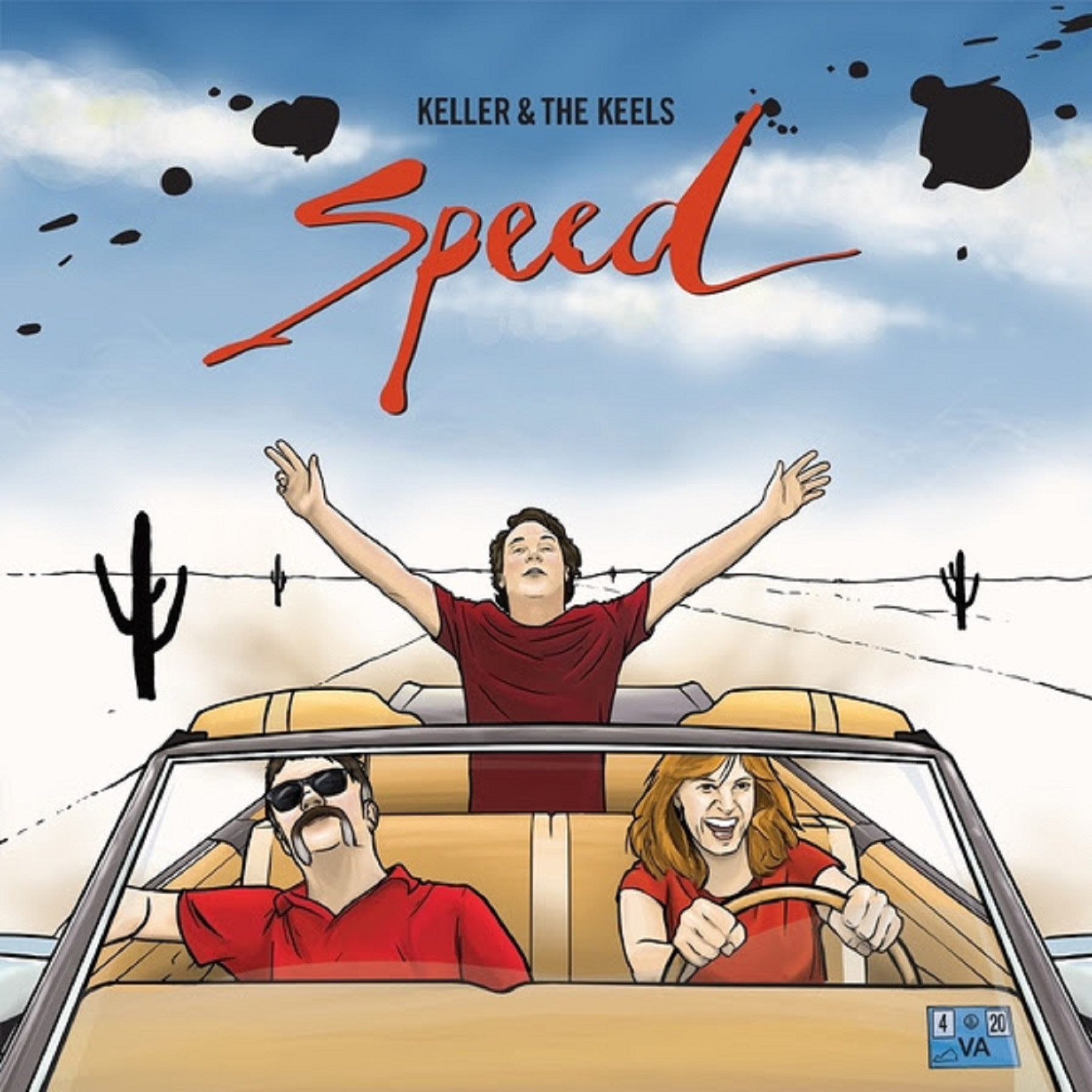 Keller Williams | Speed | Review
