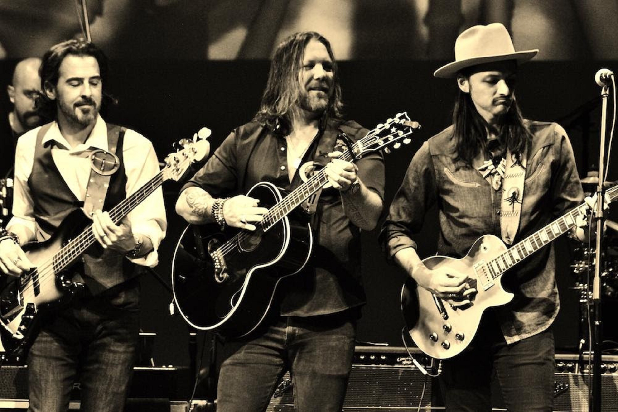 The Allman Betts Band announce full lineup for all-star family revival shows