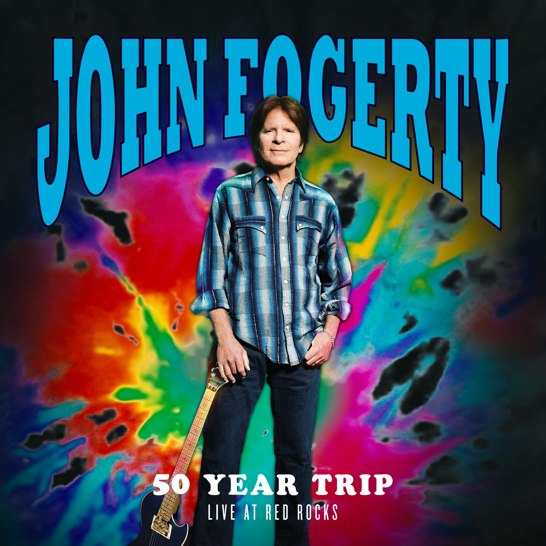 "John Fogerty's ""50 Year Trip: Live at Red Rocks"" out Now"