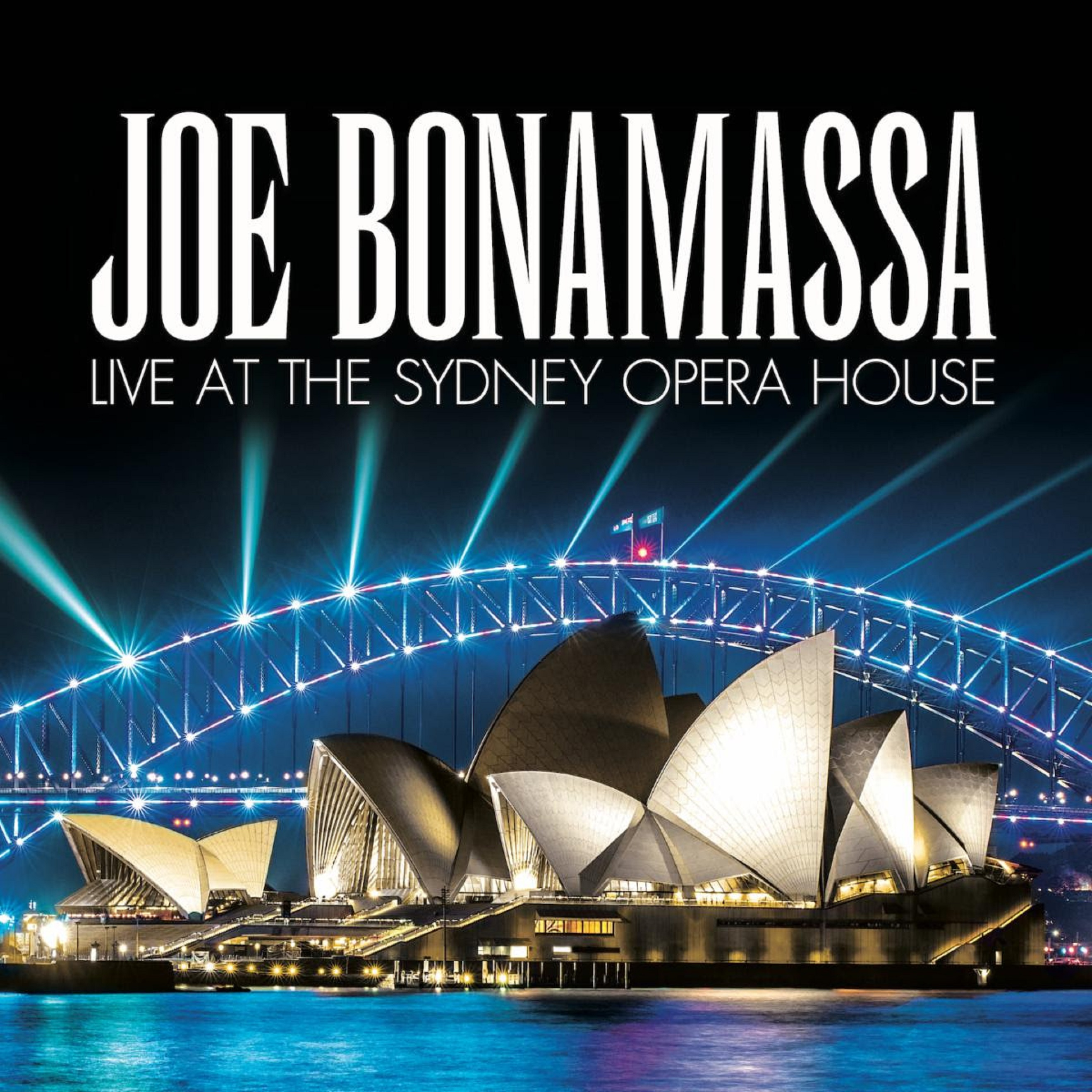 Joe Bonamassa receives 22nd #1 with 'Live At The Sydney Opera House' | On tour now!