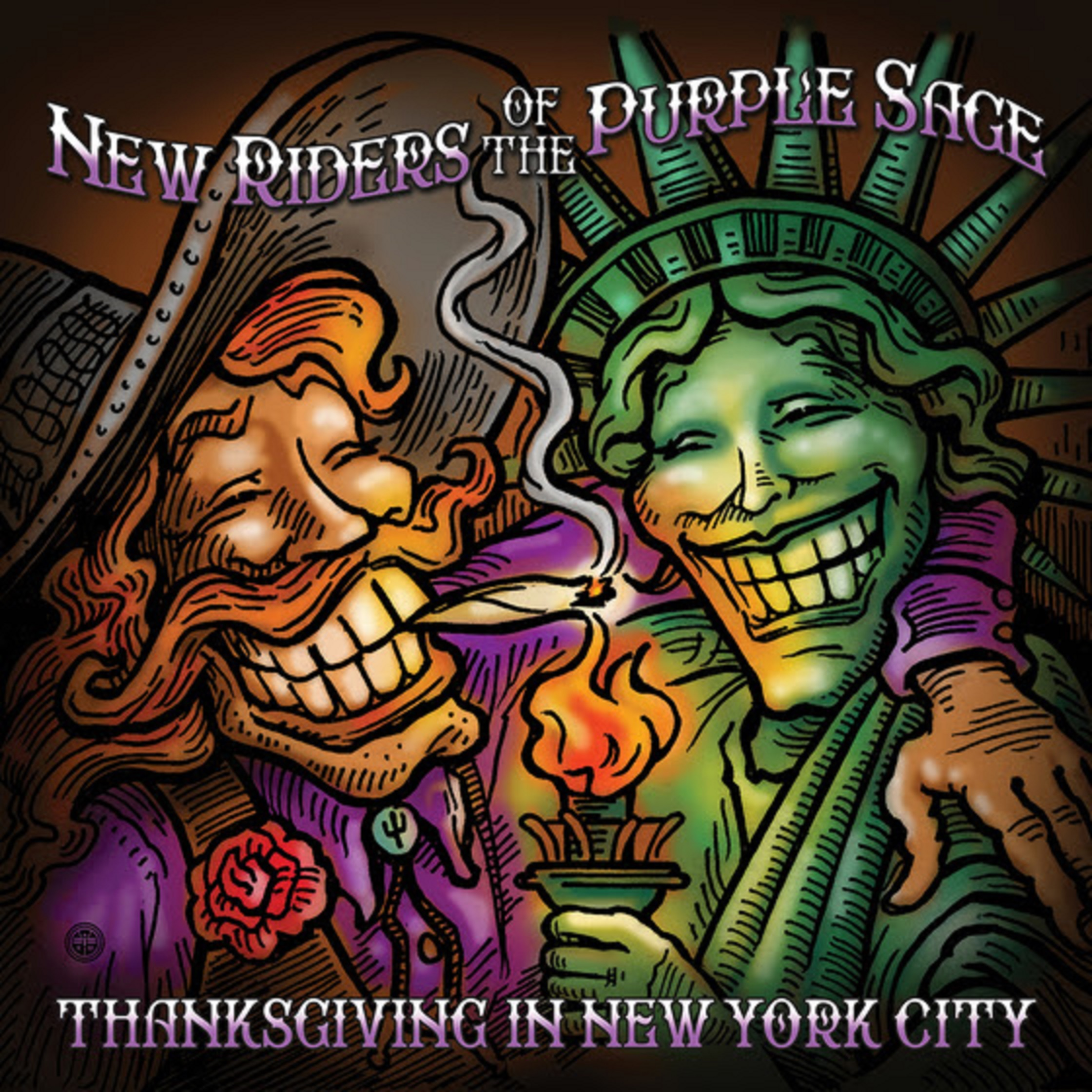 New Riders of the Purple Sage — Thanksgiving in the City