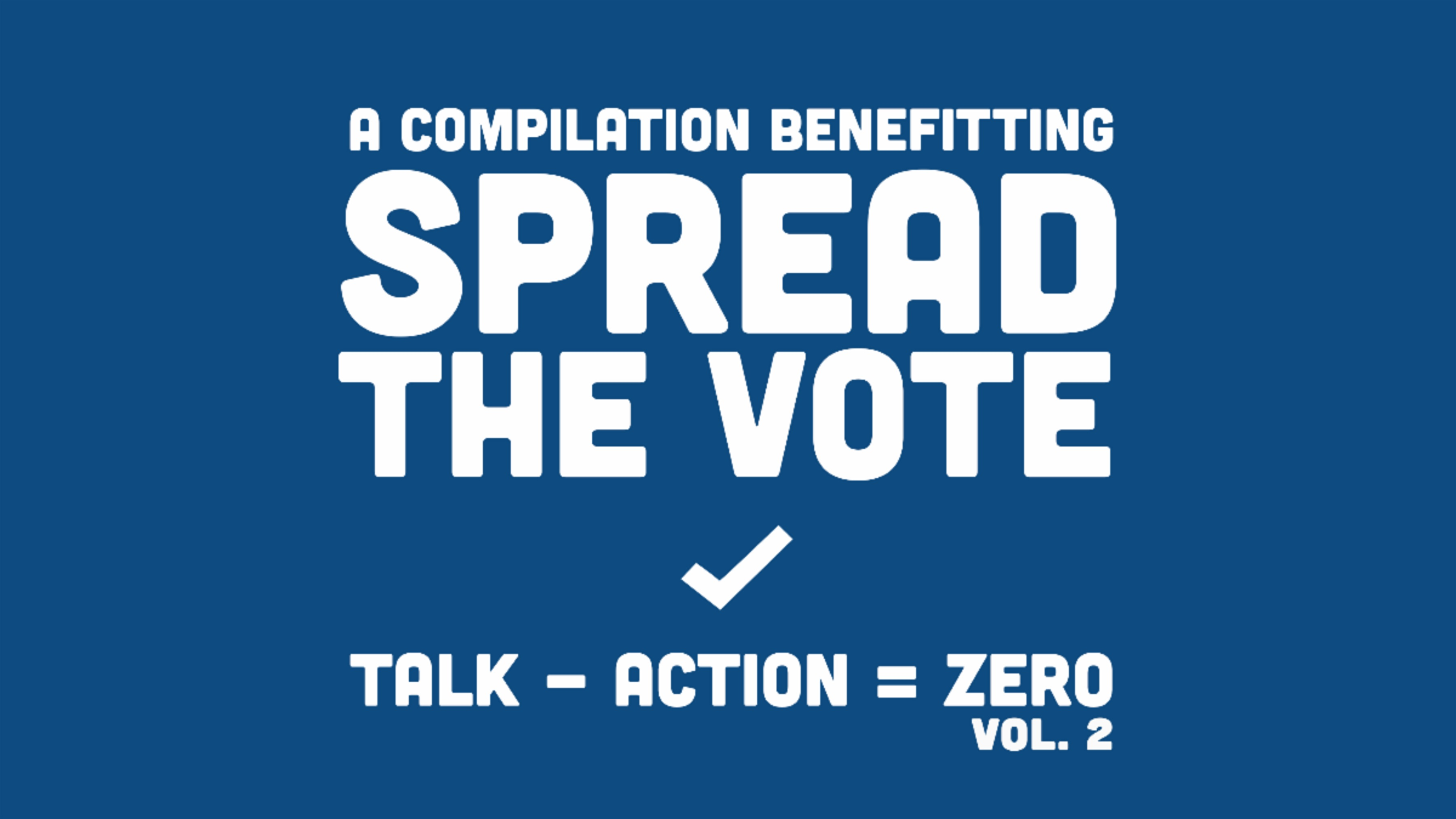 Over 50 musicians join forces for new Spread The Vote comp