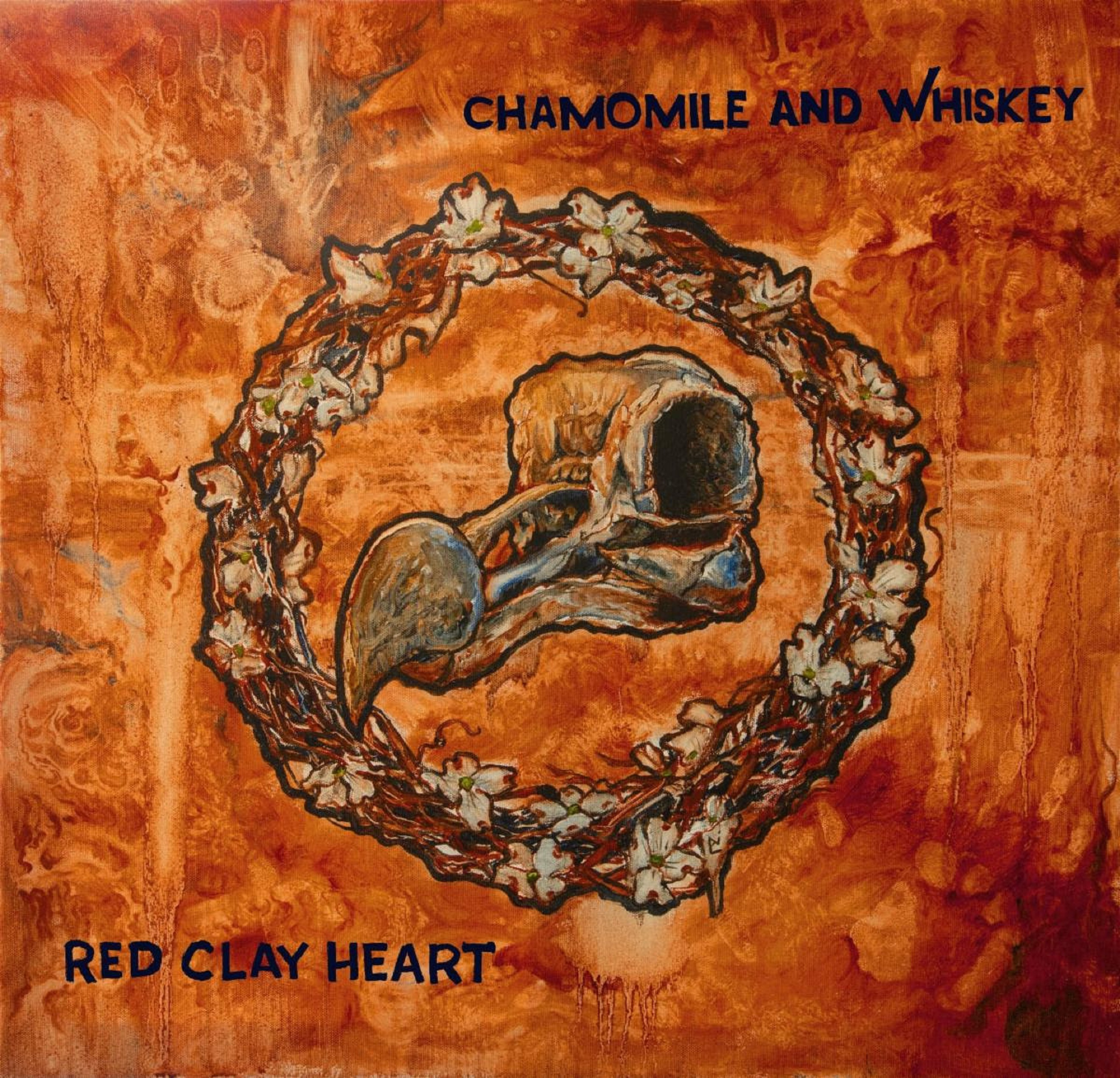 Chamomile and Whiskey Announce New Album Red Clay Heart Out October 30th