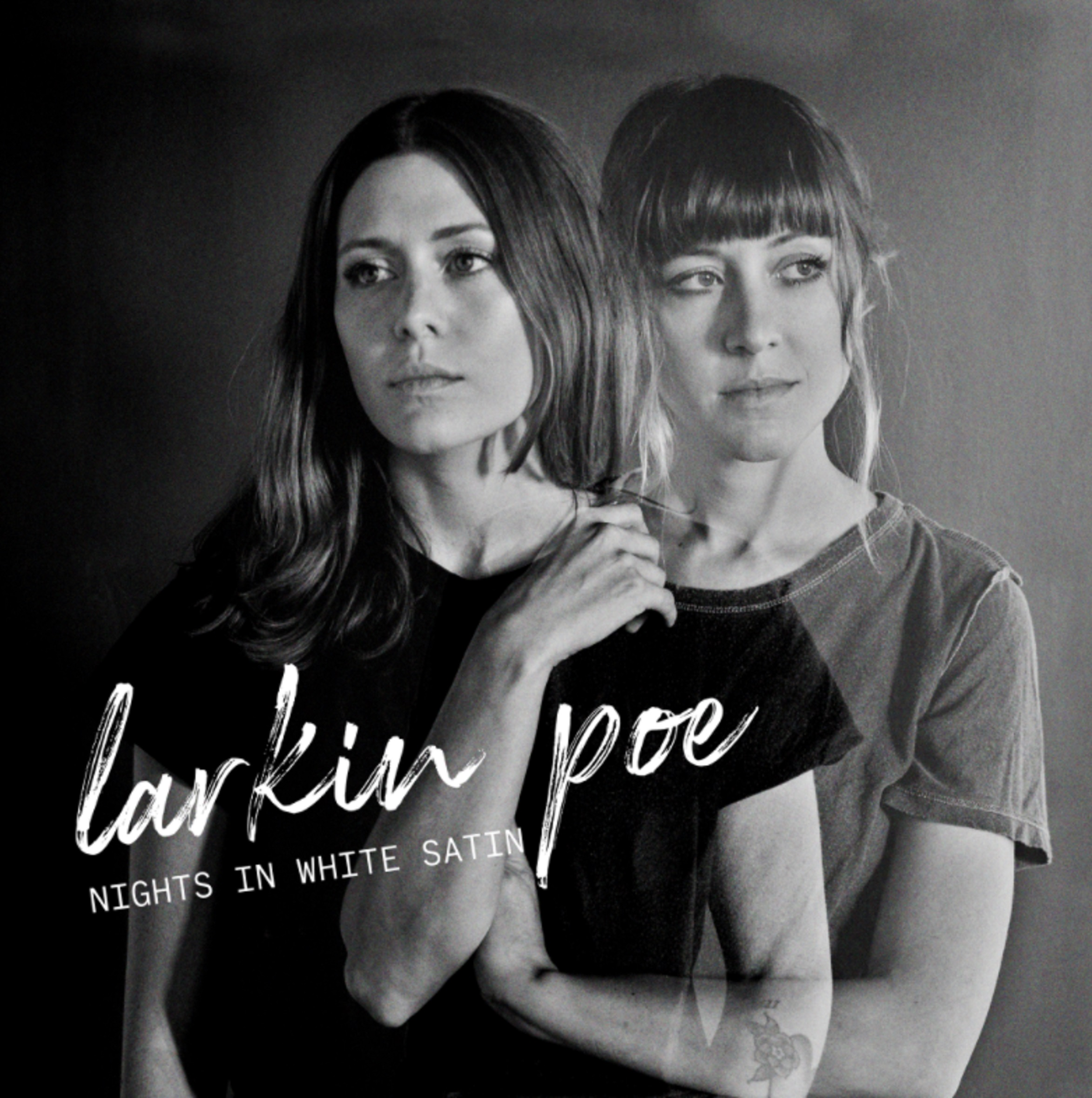 "Larkin Poe announce new covers album; share first song, ""Nights In White Satin"""