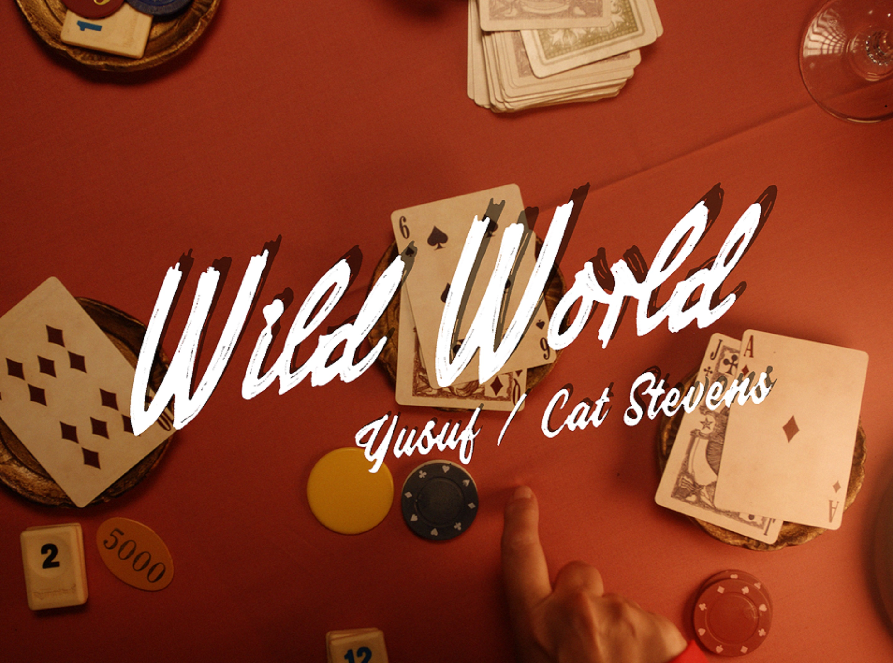 "Yusuf / Cat Stevens Reveals Music Video For Reimagined Classic ""Wild World"""