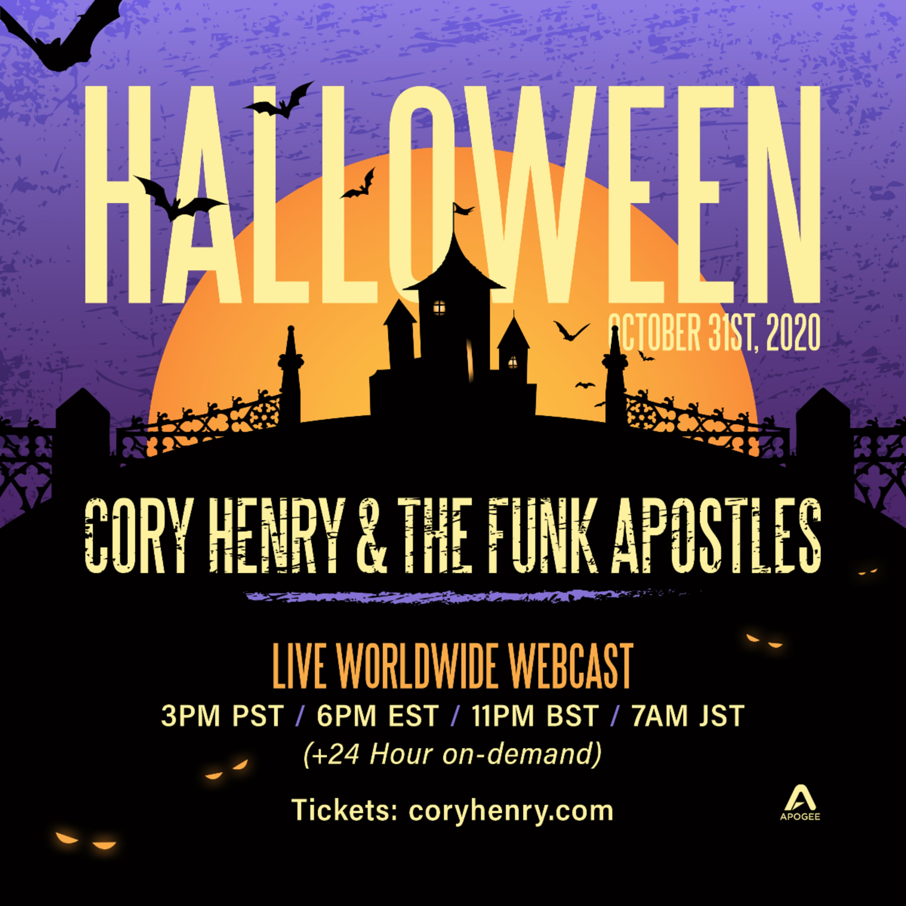 "Cory Henry Releases ""Don't Forget"" + Announces Halloween Livestream"
