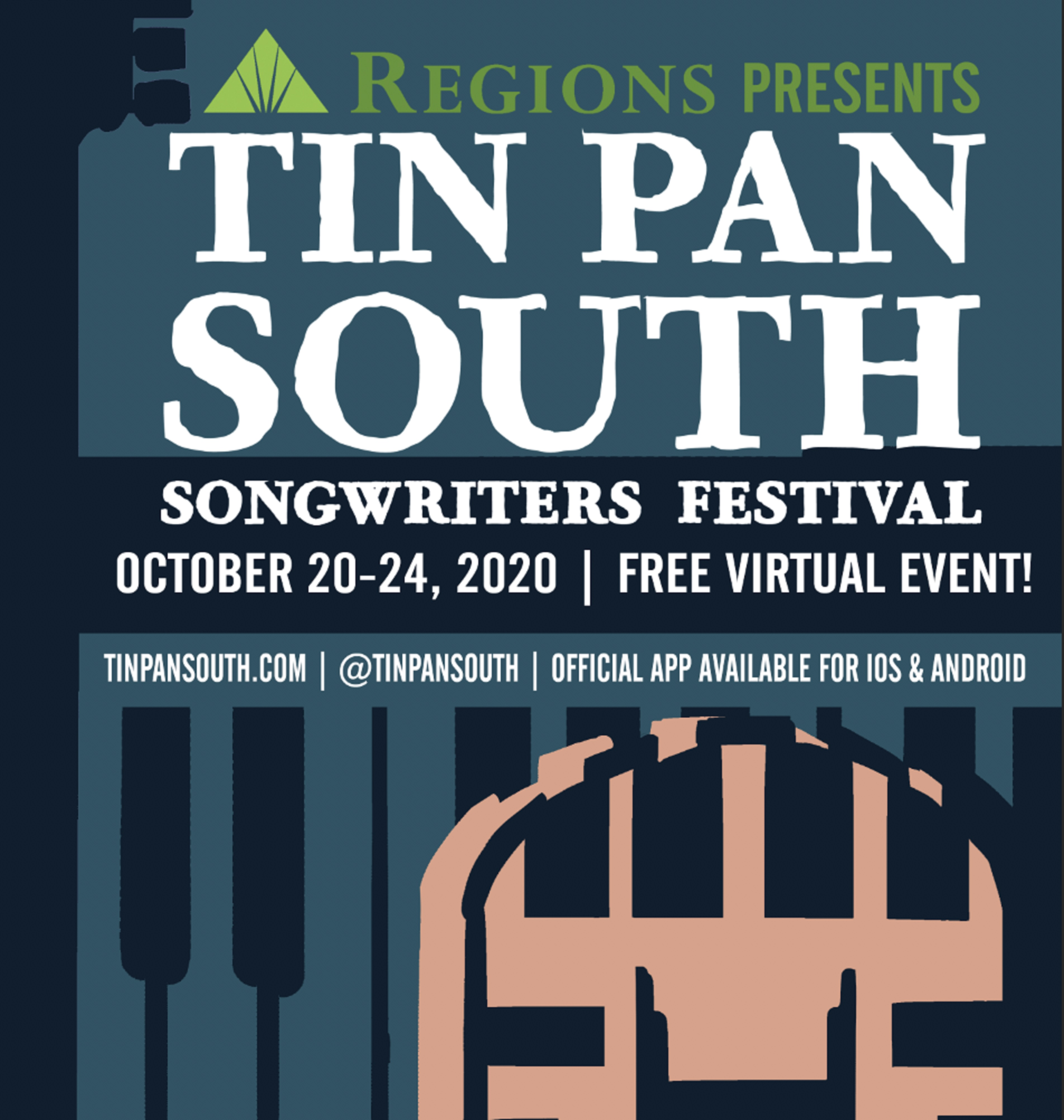 Tin Pan South Songwriters Festival starts today