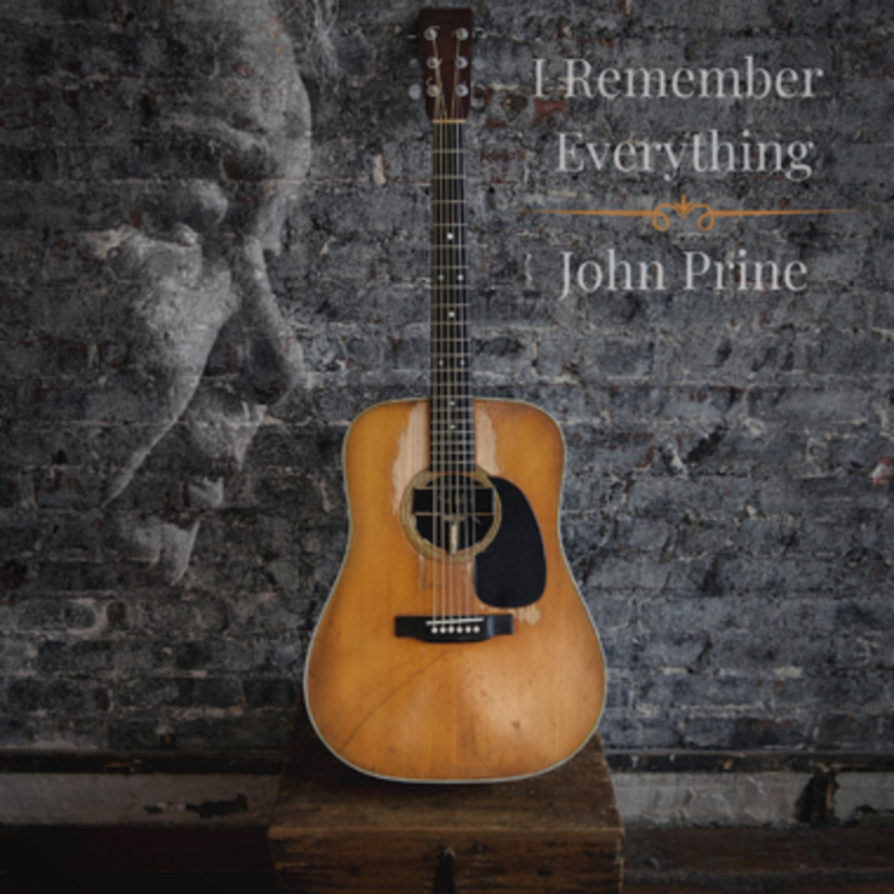 "John Prine's ""I Remember Everything"" to be released on 7-inch blue vinyl"
