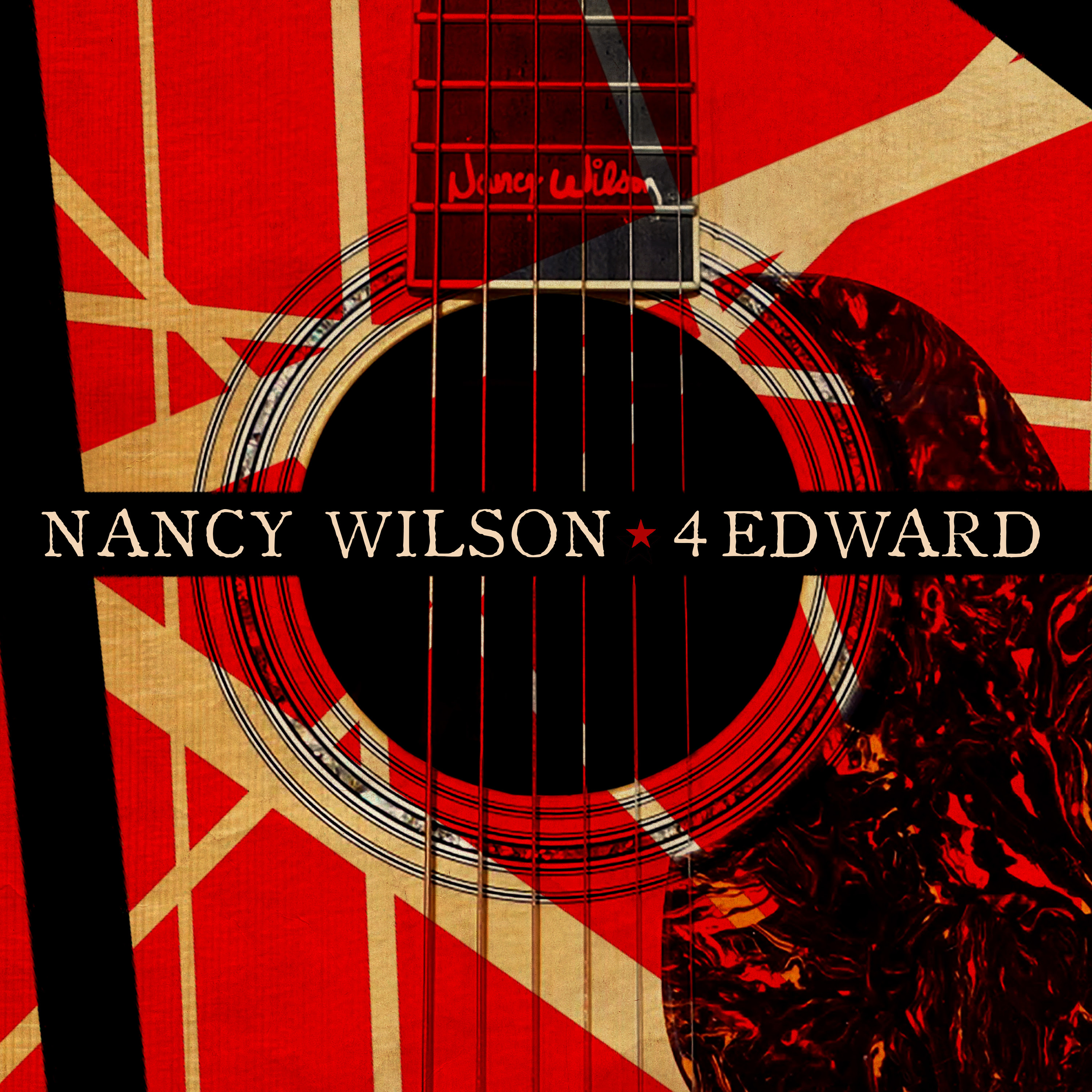 "Heart's NANCY WILSON Releases ""4 Edward"" - Her Tribute to Friend Eddie Van Halen"