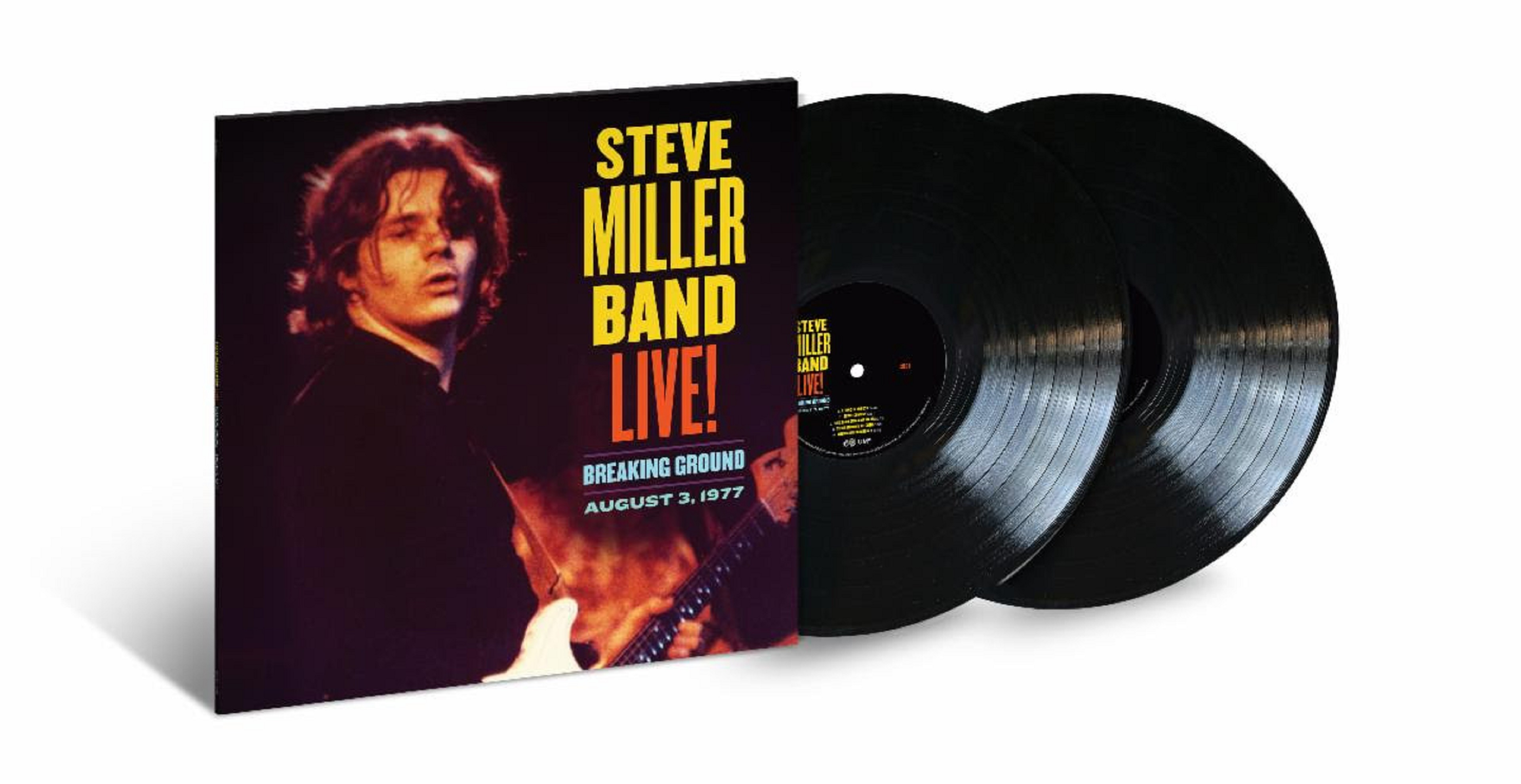 Steve Miller shares new song from epic 1977 live show; album out May 14
