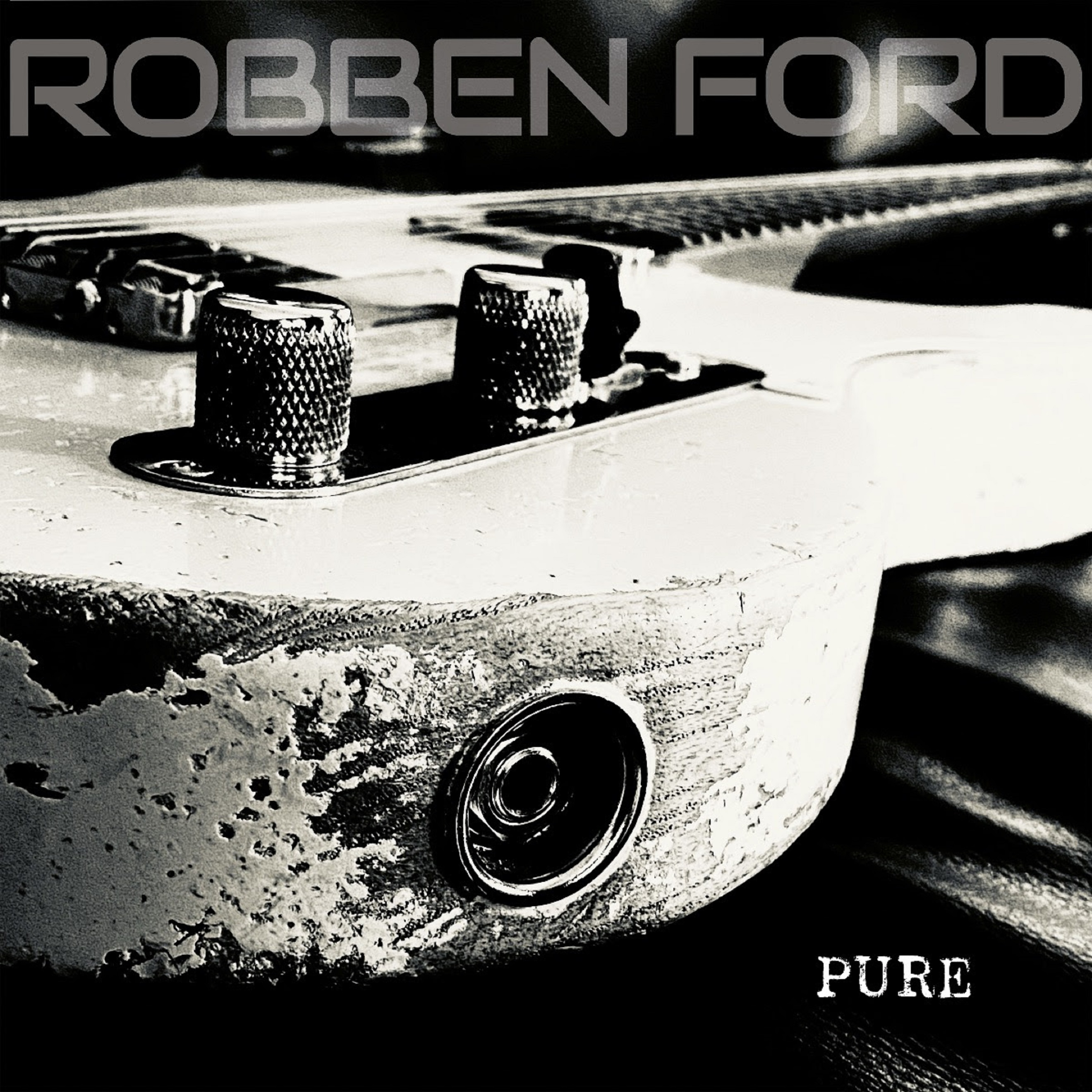 Robben Ford to Release New Album August 27th