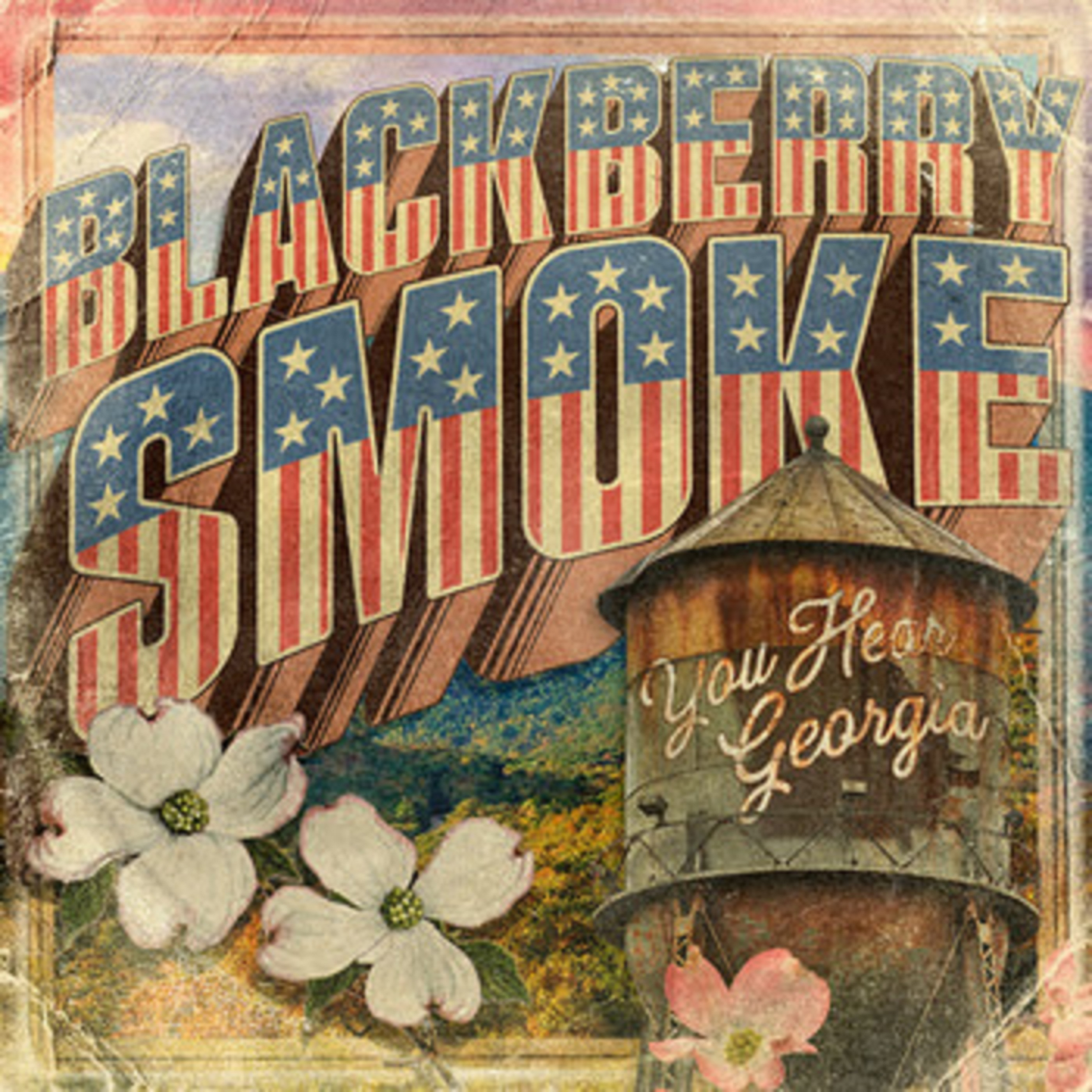 "Blackberry Smoke's ""All Rise Again"" featuring Warren Haynes debuts today"