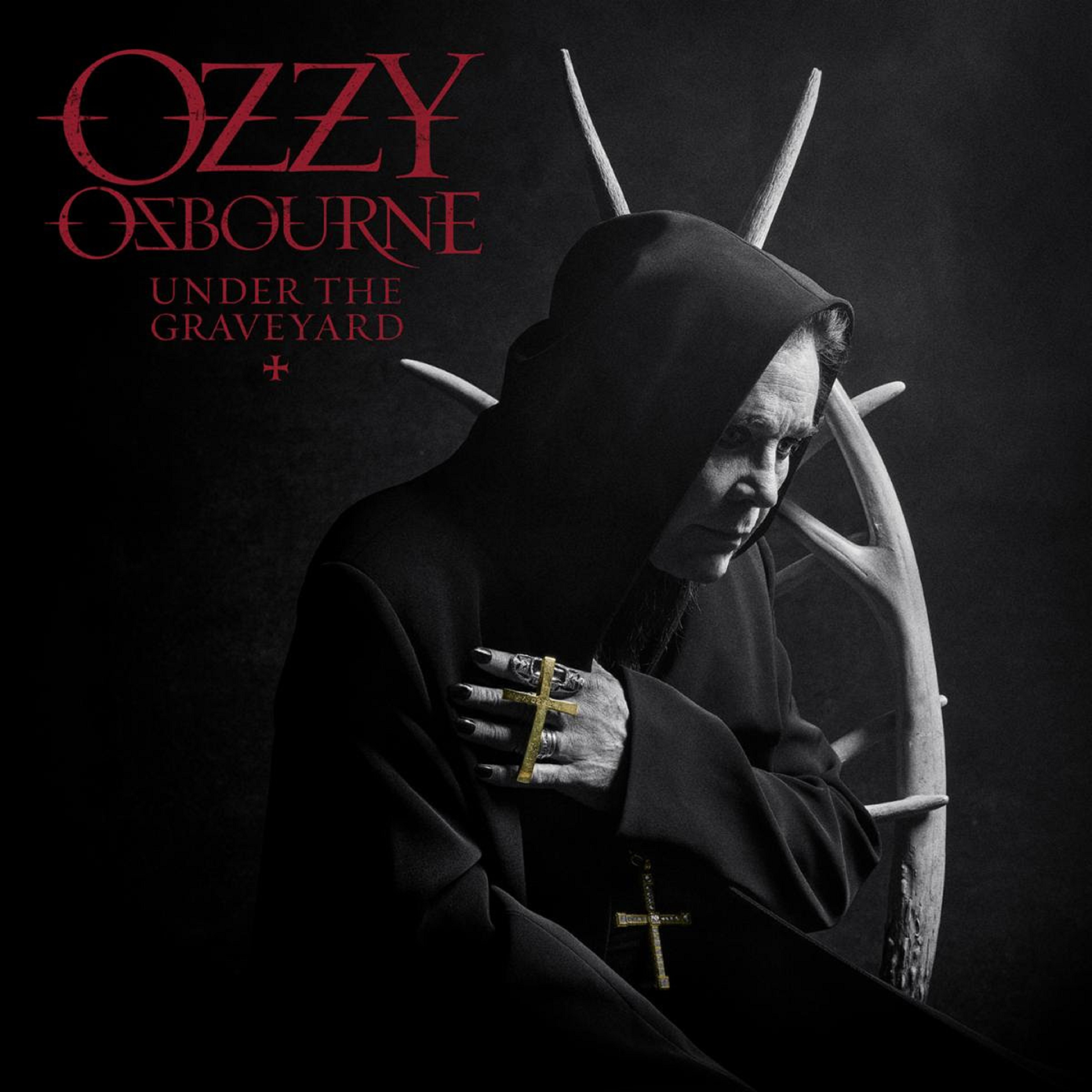 "OZZY OSBOURNE Releases ""Under The Graveyard,"" First Single From His Forthcoming Album, 'Ordinary Man"