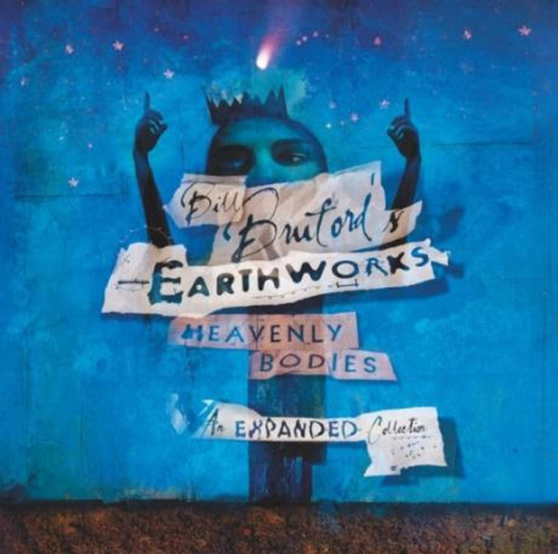 Bill Bruford's Earthworks Announce the Release of 'Heavenly Bodies - The Expanded Collection'