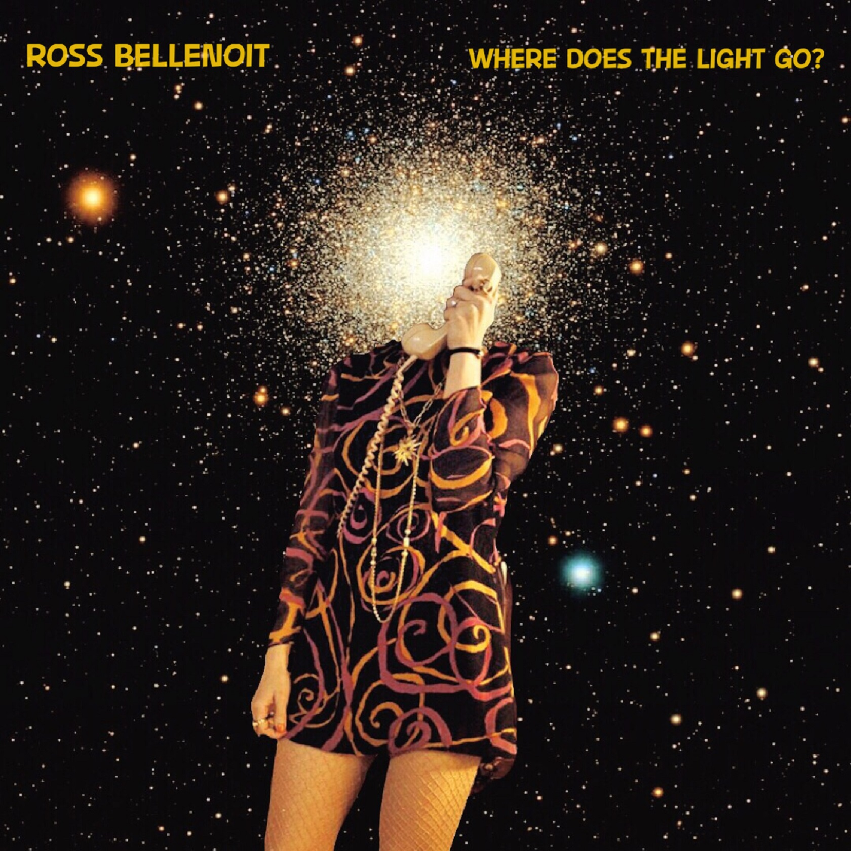 "Ross Bellenoit's ""Where Does The Light Go?"" Out Now"