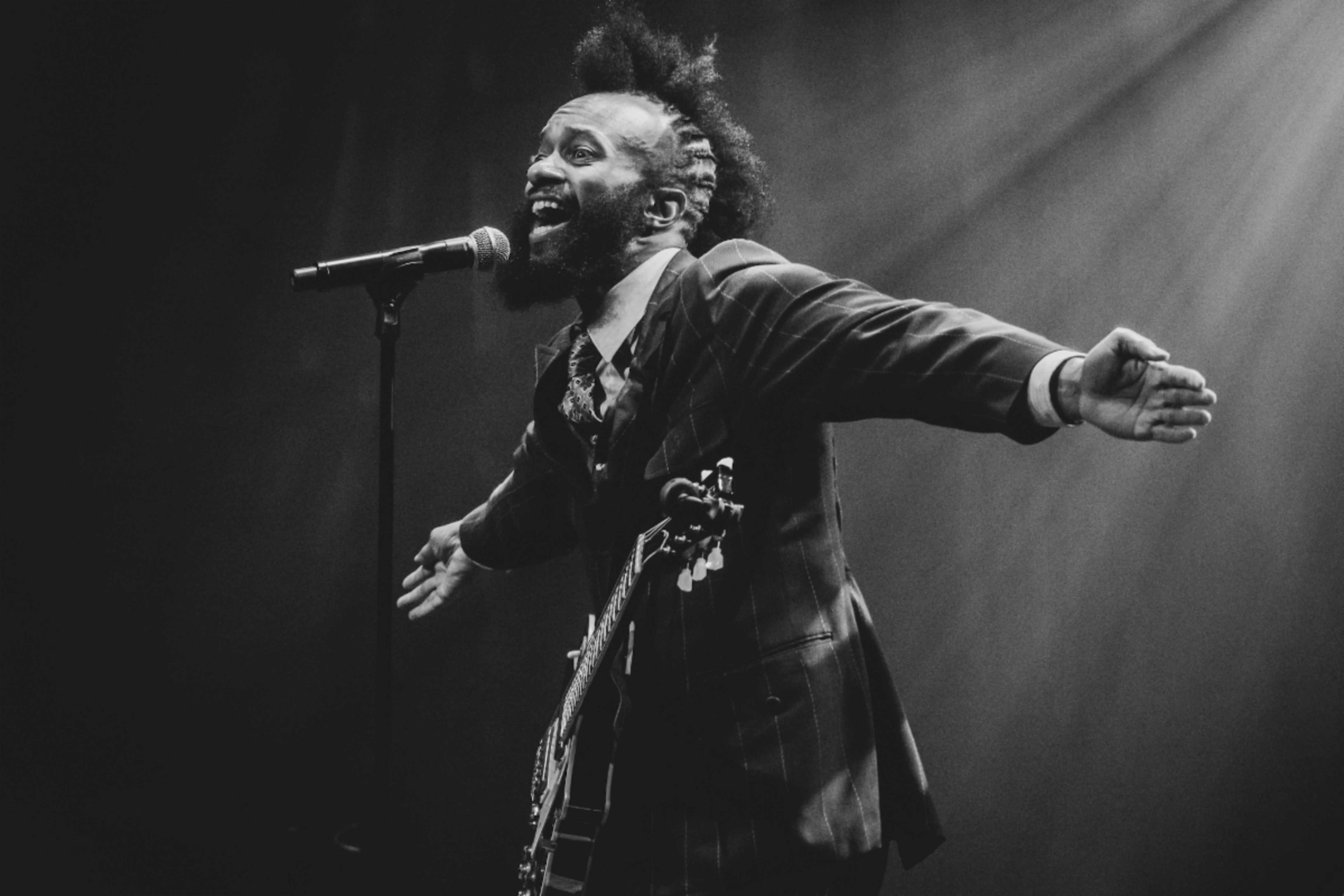 Fantastic Negrito performs Grammy-nominated album livestream at The Downtown Theatre