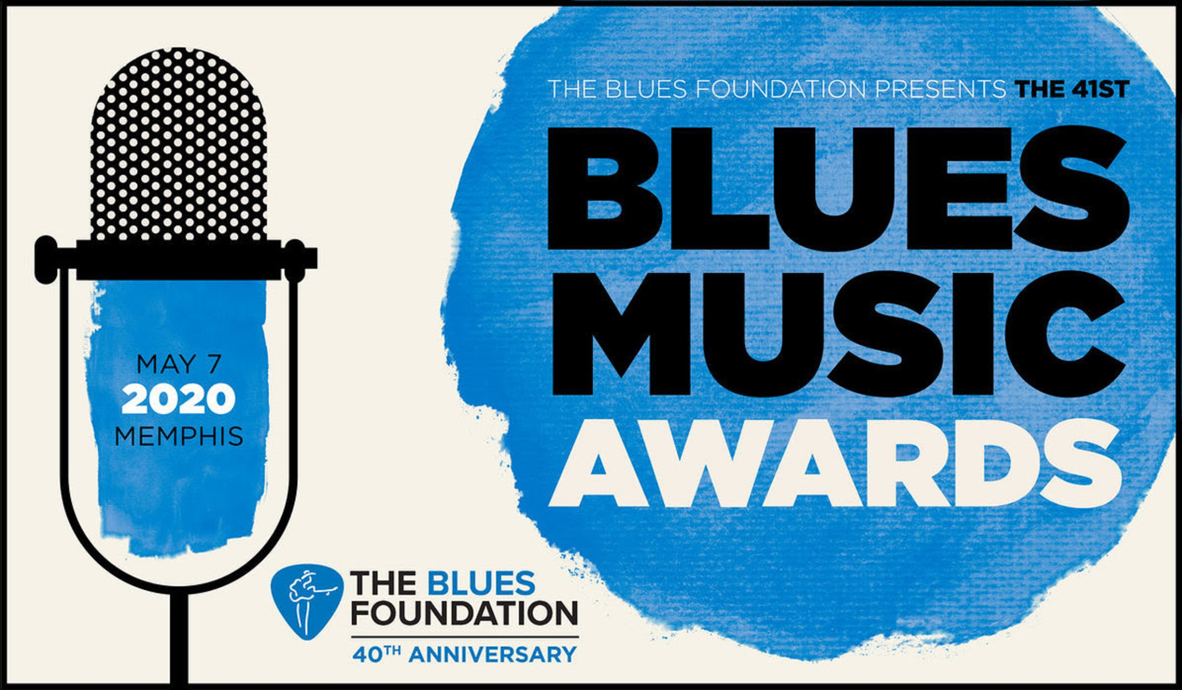 41st Annual Blues Music Awards nominees announced