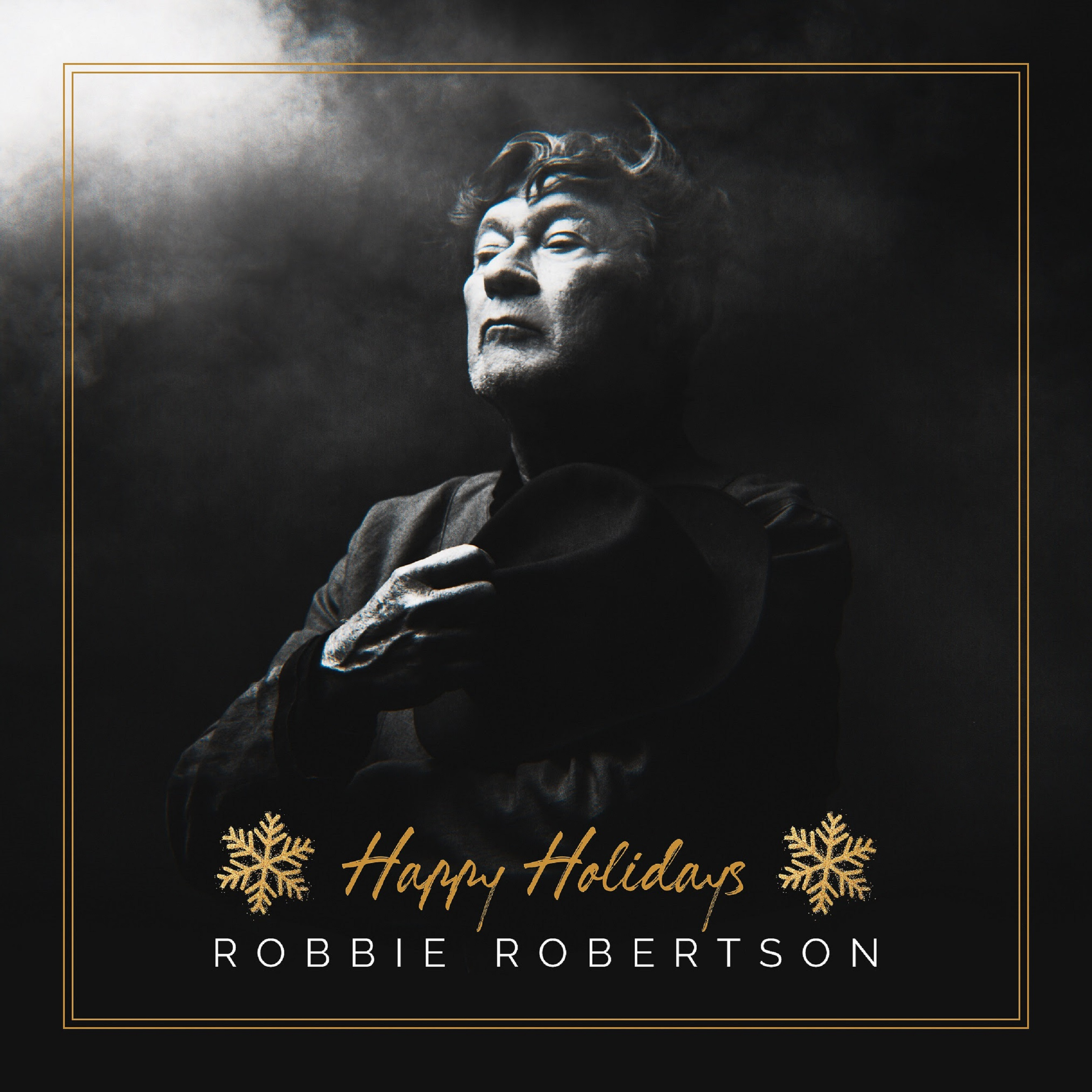 "Robbie Robertson Has Some Fun With Holiday Song Tradition On New Digital Single ""Happy Holidays"" Out Now"