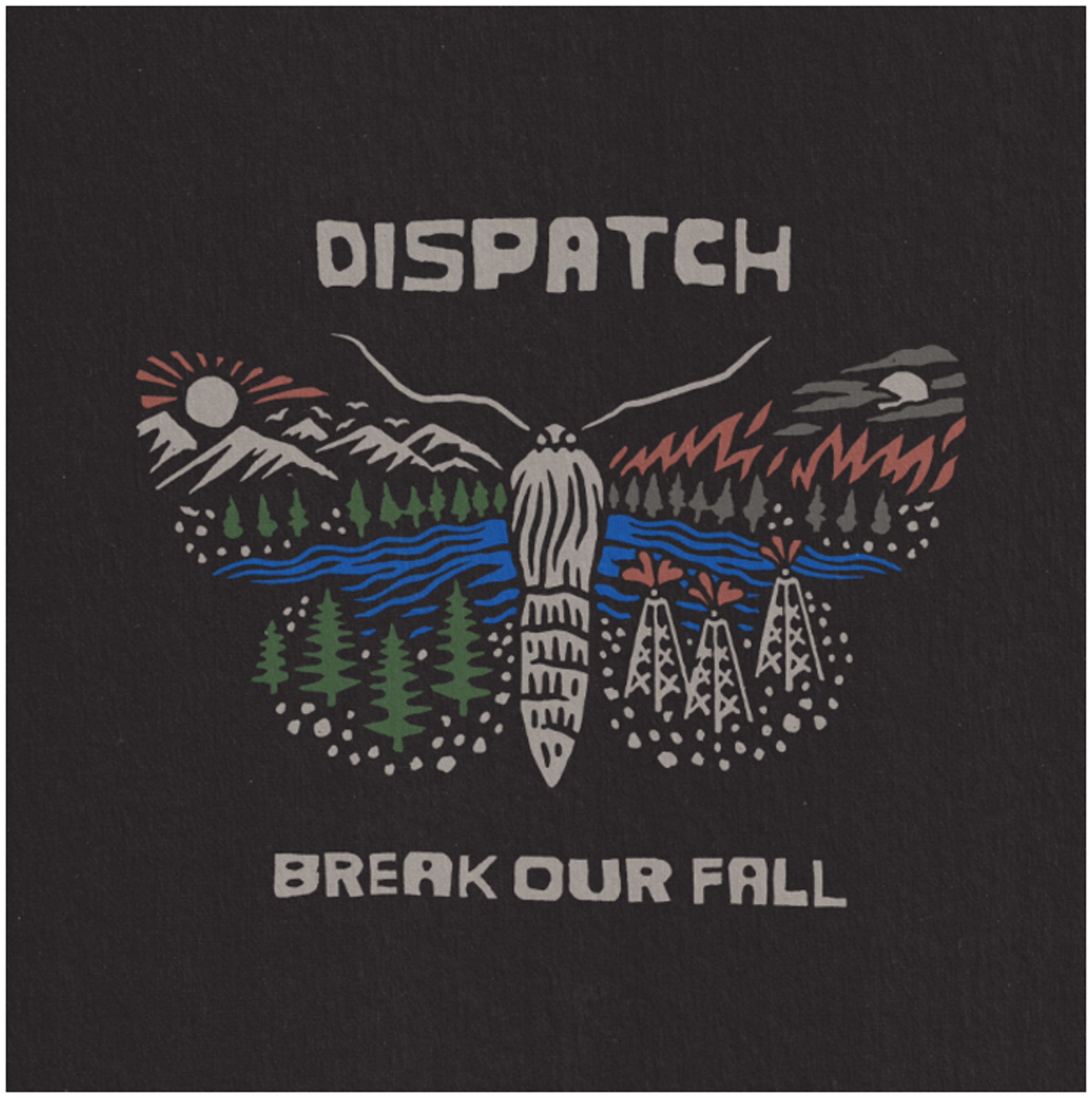 Dispatch To Release 8th Studio Album 'Break Our Fall' May 28