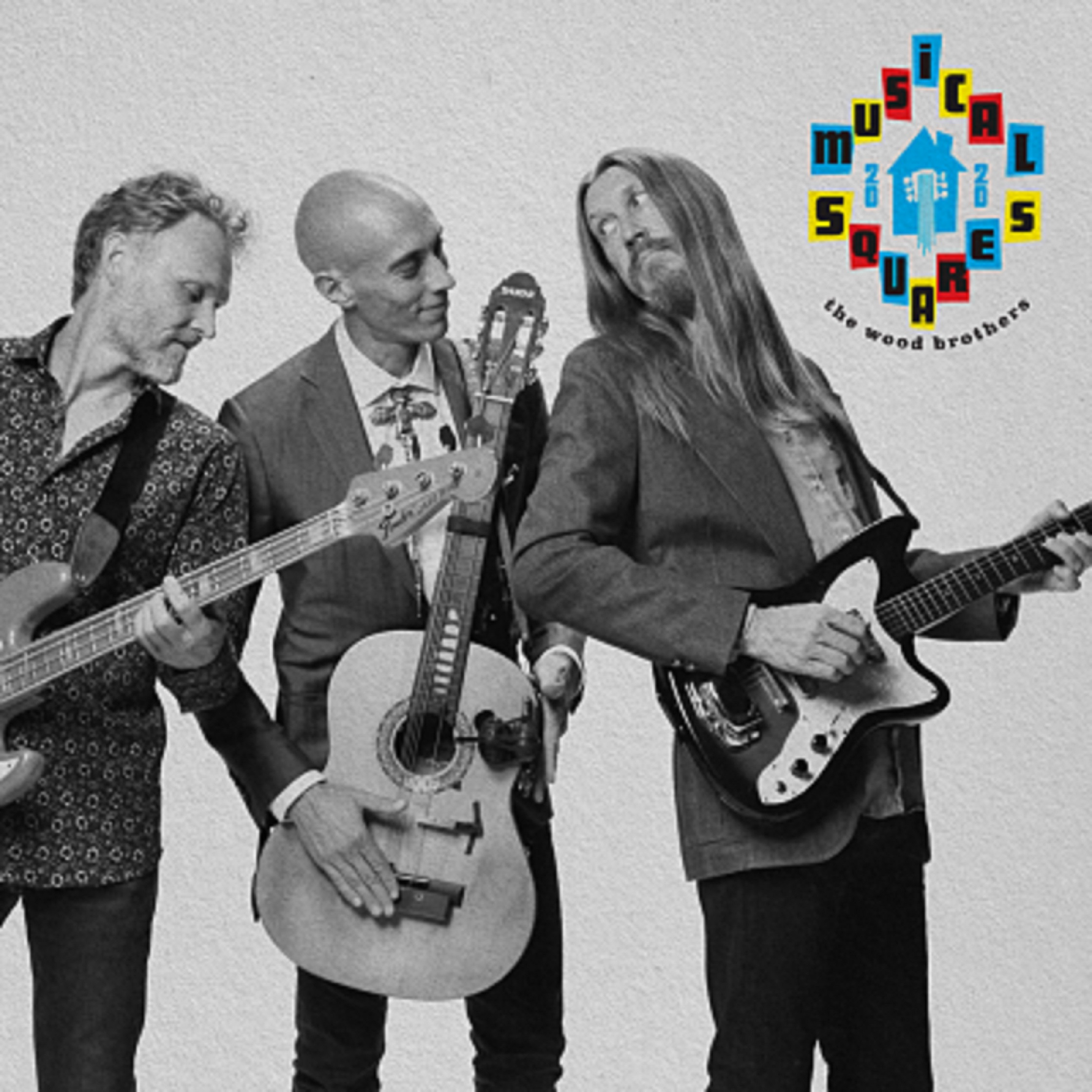 "The Wood Brothers ""Musical Squares"" Webcast Announced"
