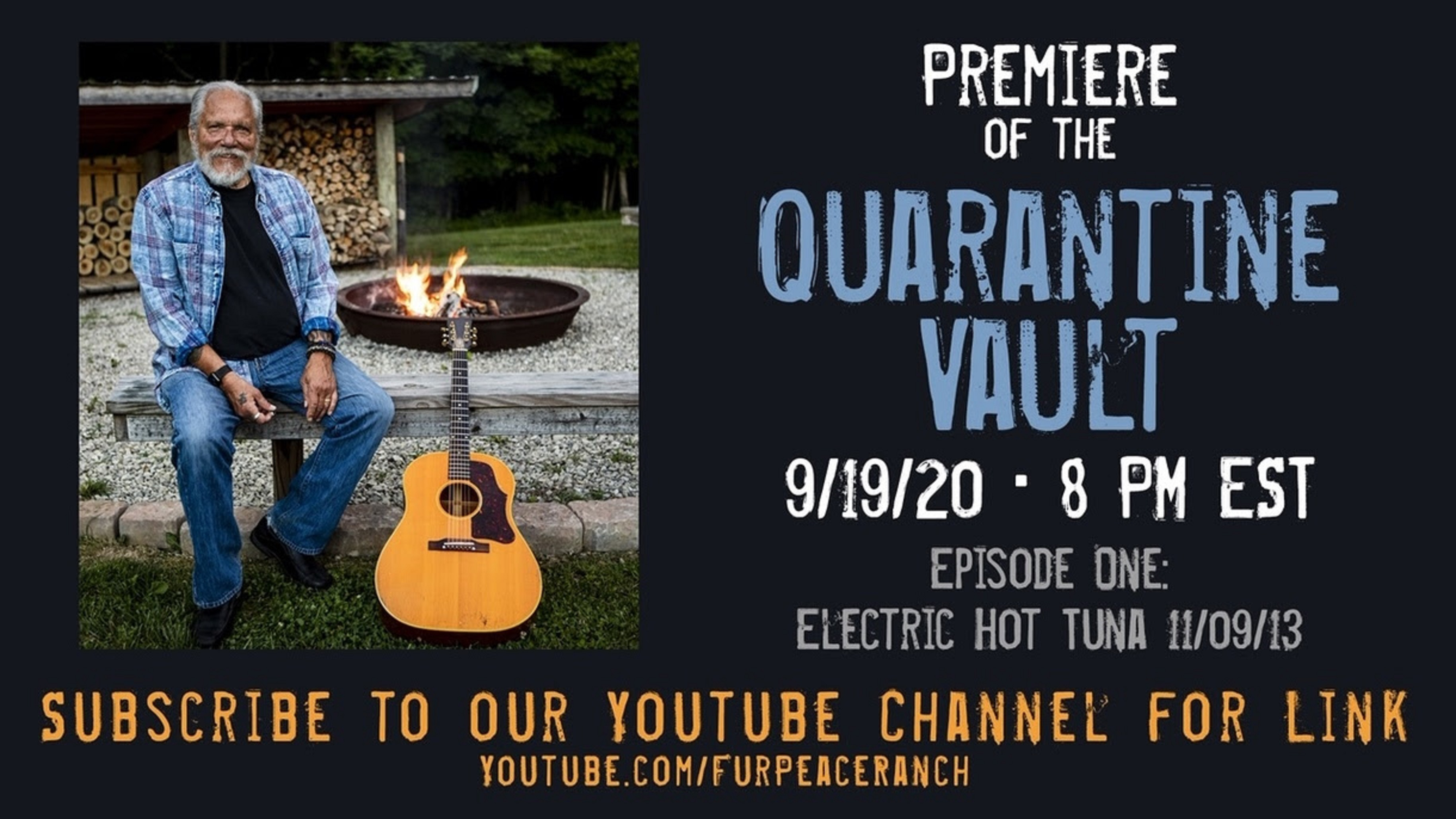 Hot Tuna History! Quarantine Vault Concerts Premieres Saturday