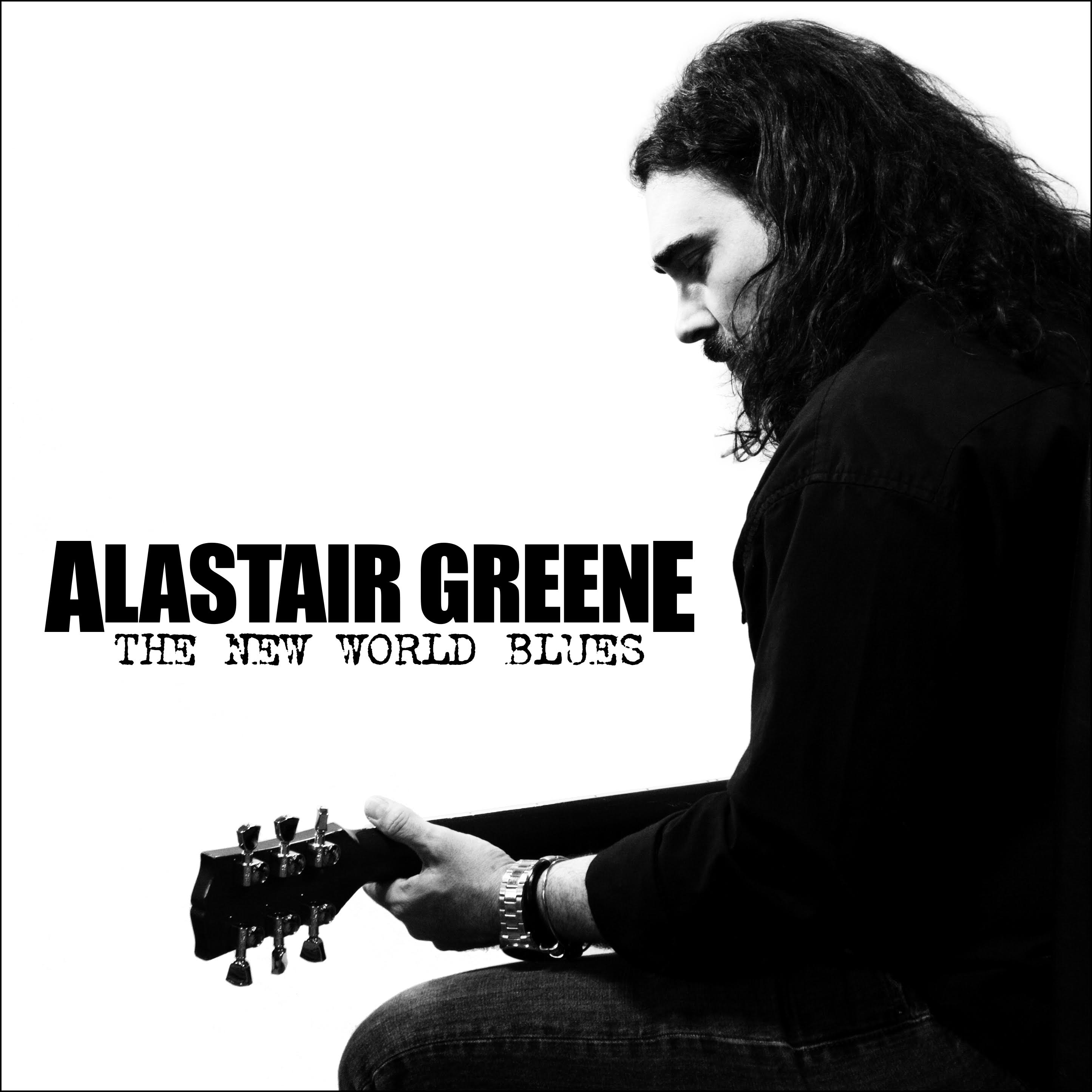 NEW SINGLE FROM ALASTAIR GREENE OUT NOW