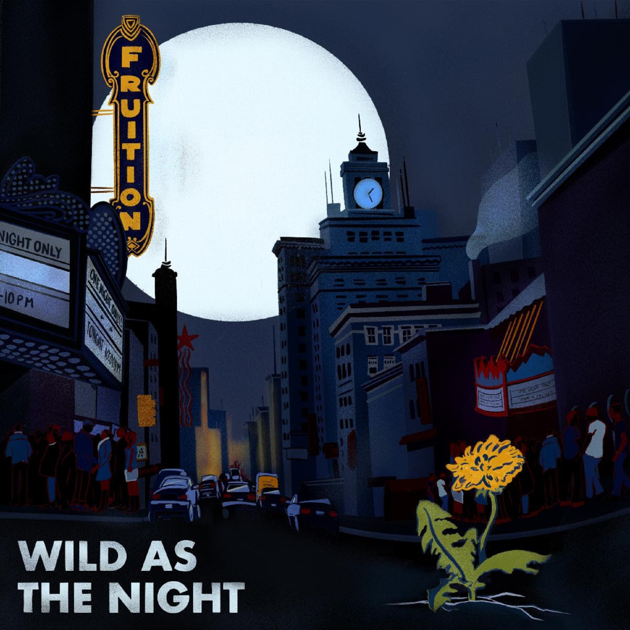 Fruition To Release Wild As The Night On November 8th