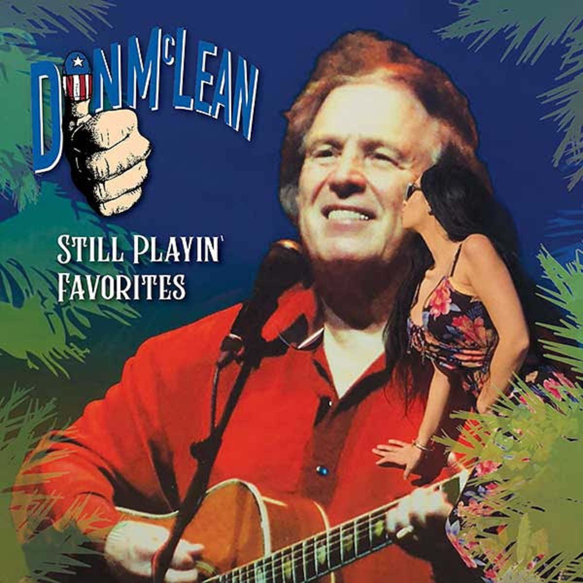 Don McLean Releases New Album 'Still Playin' Favorites'