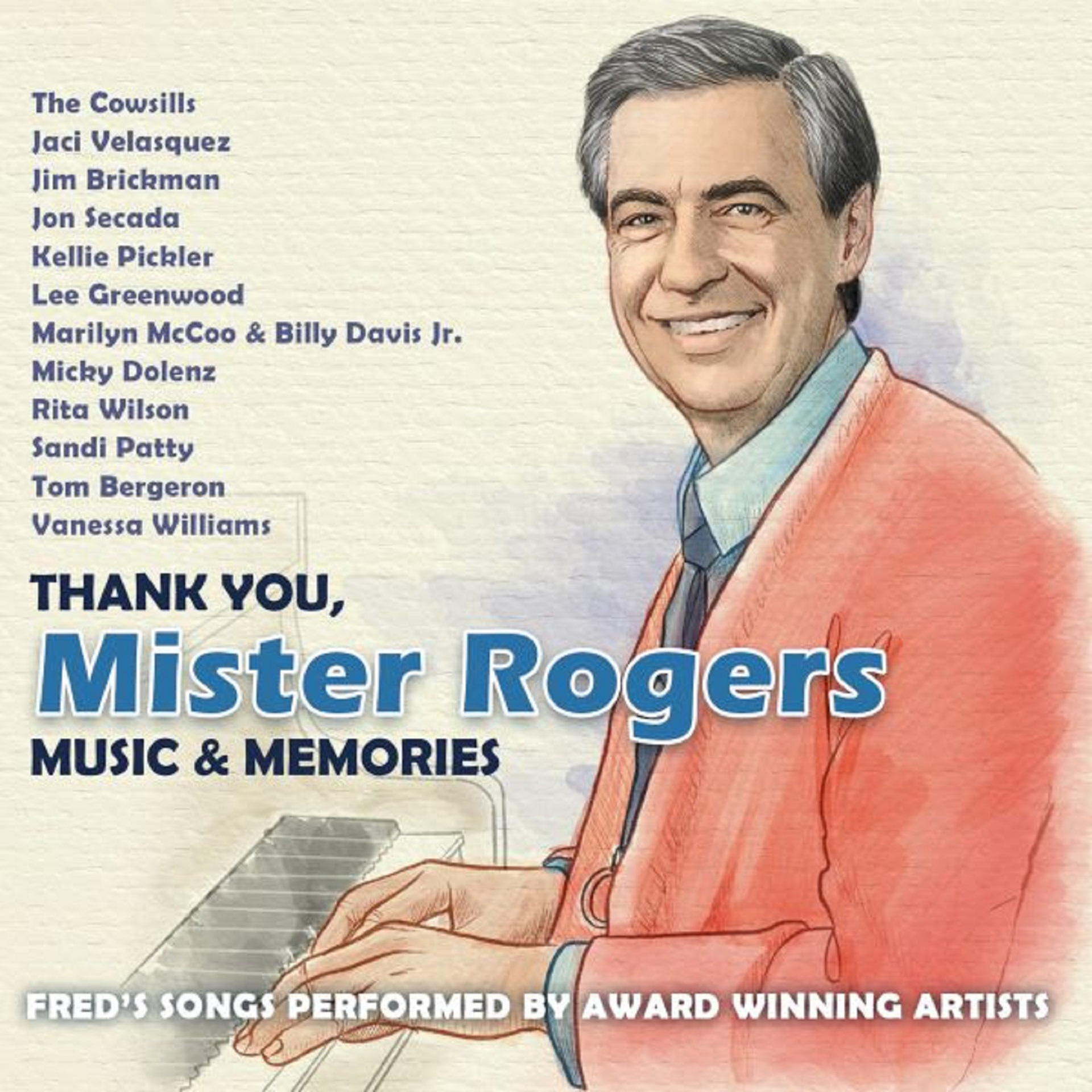'Thank You, Mister Rogers: Music & Memories' Album Available Now