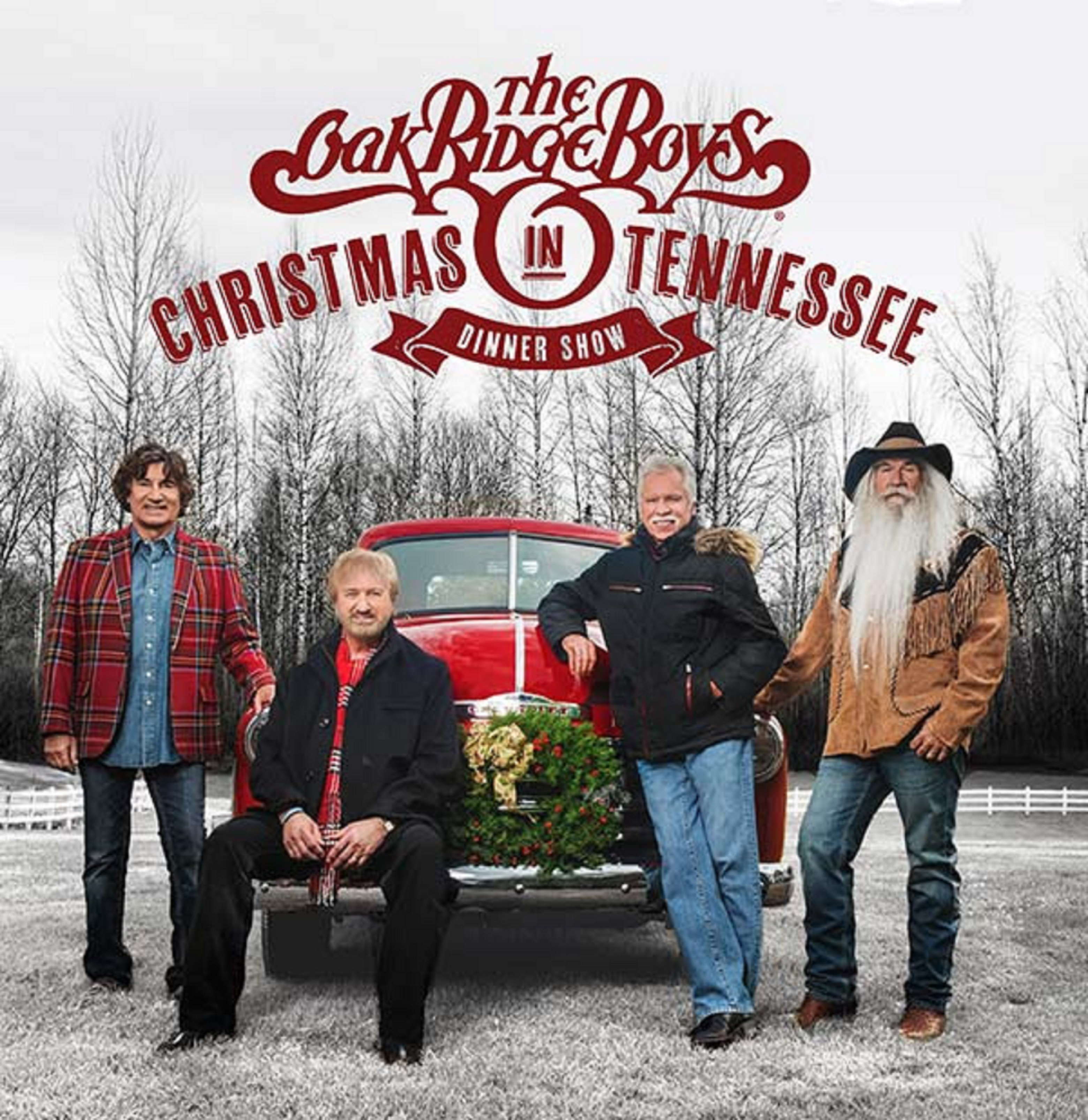 The Oak Ridge Boys Headline Gaylord Opryland's 'Christmas In Tennessee Dinner Show'