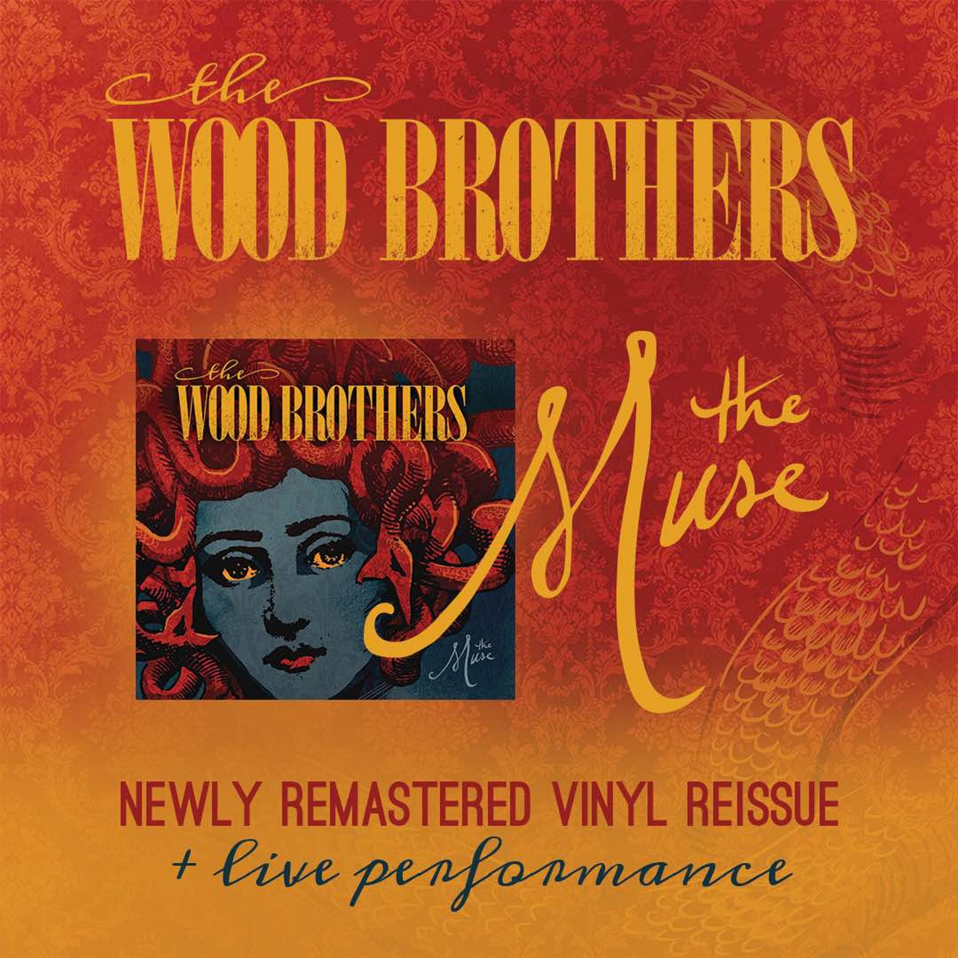 The Wood Brothers to Reissue 'The Muse' on 2-LP Vinyl