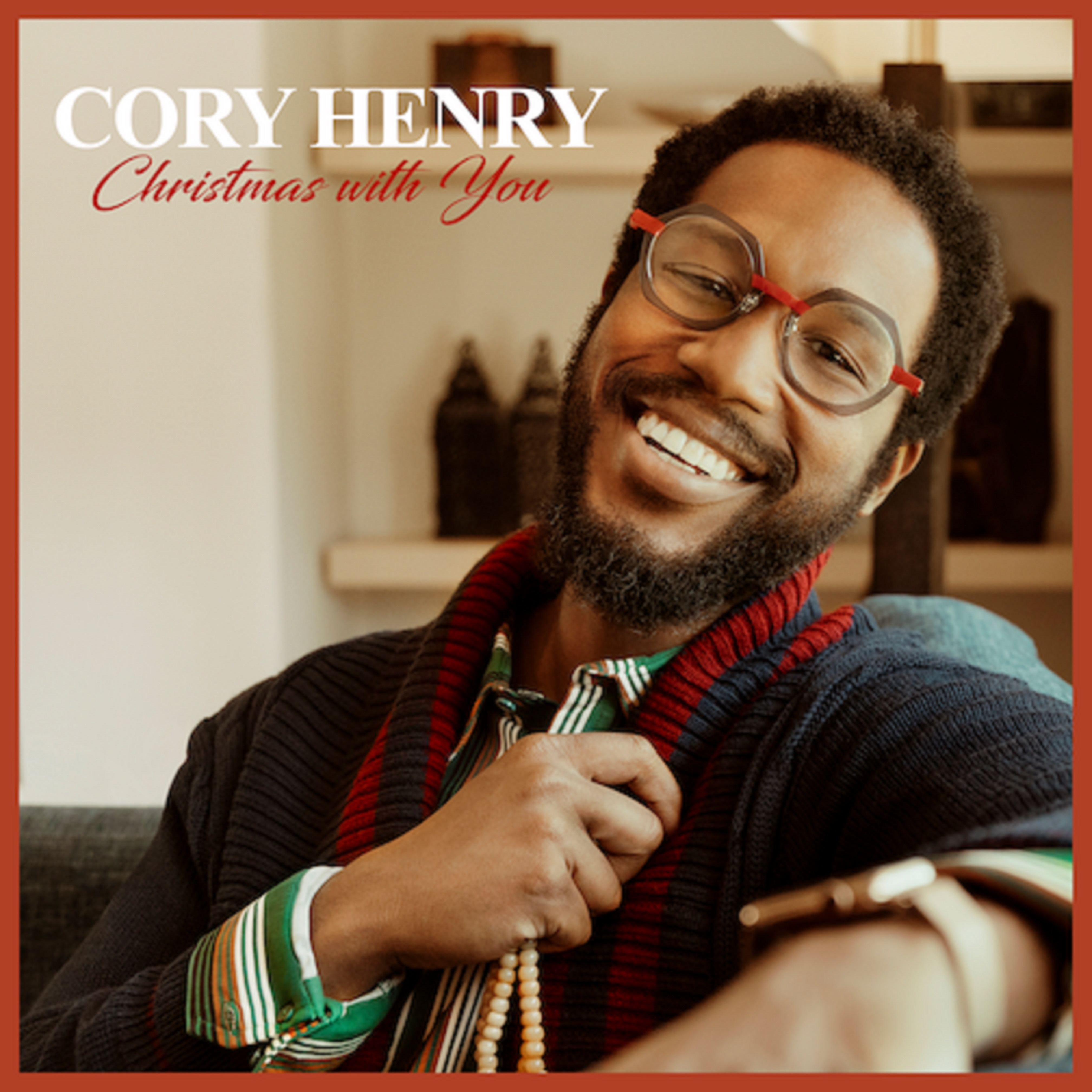 "Cory Henry announces new holiday album, ""Christmas With You"""