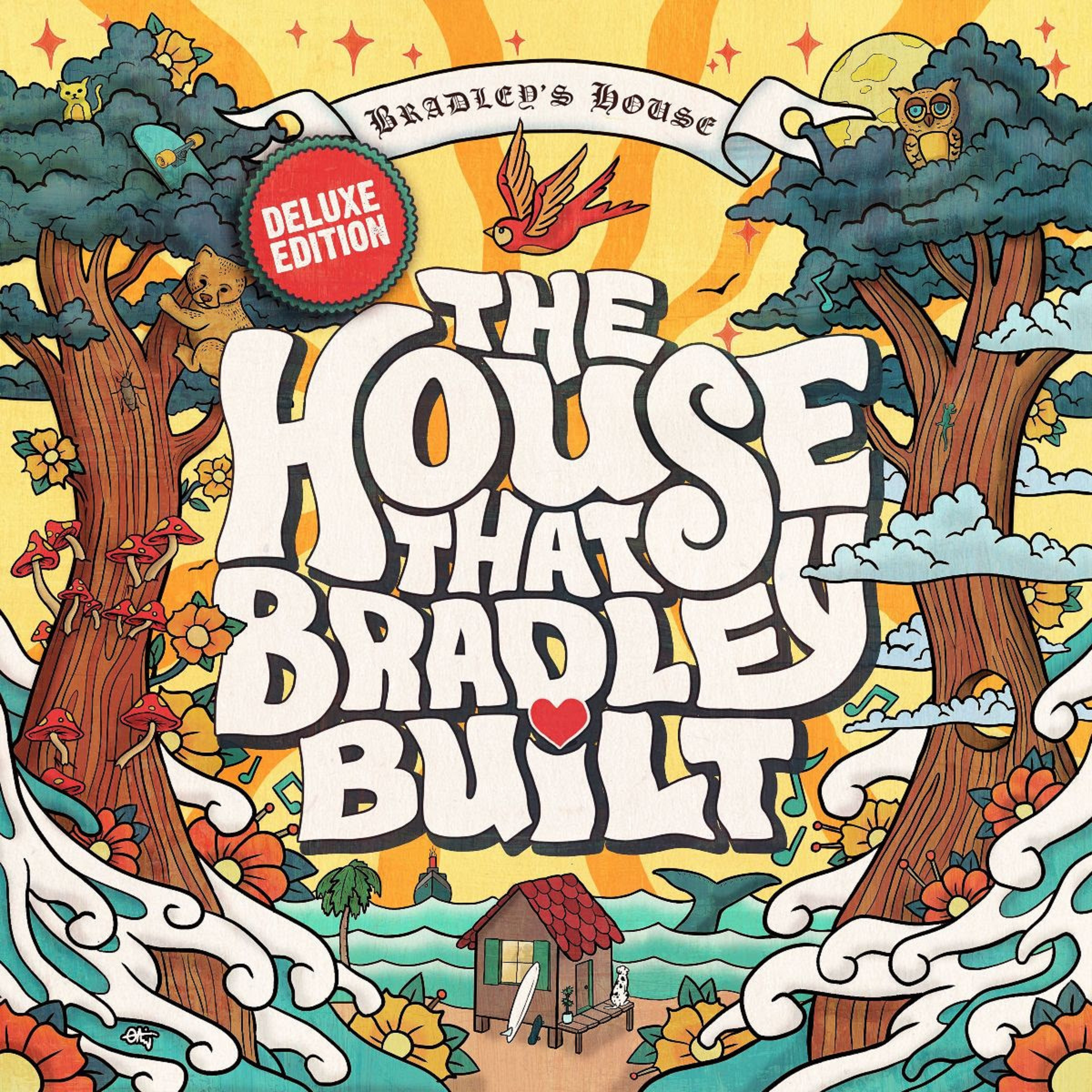 Pepper + Shane Hall Release New Singles off 'The House That Bradley Built Deluxe Edition'