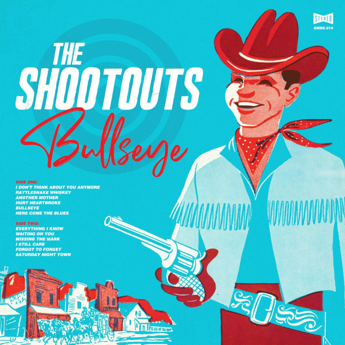"The Shootouts Announce Sophomore Album ""Bullseye"" – Out April 30th"