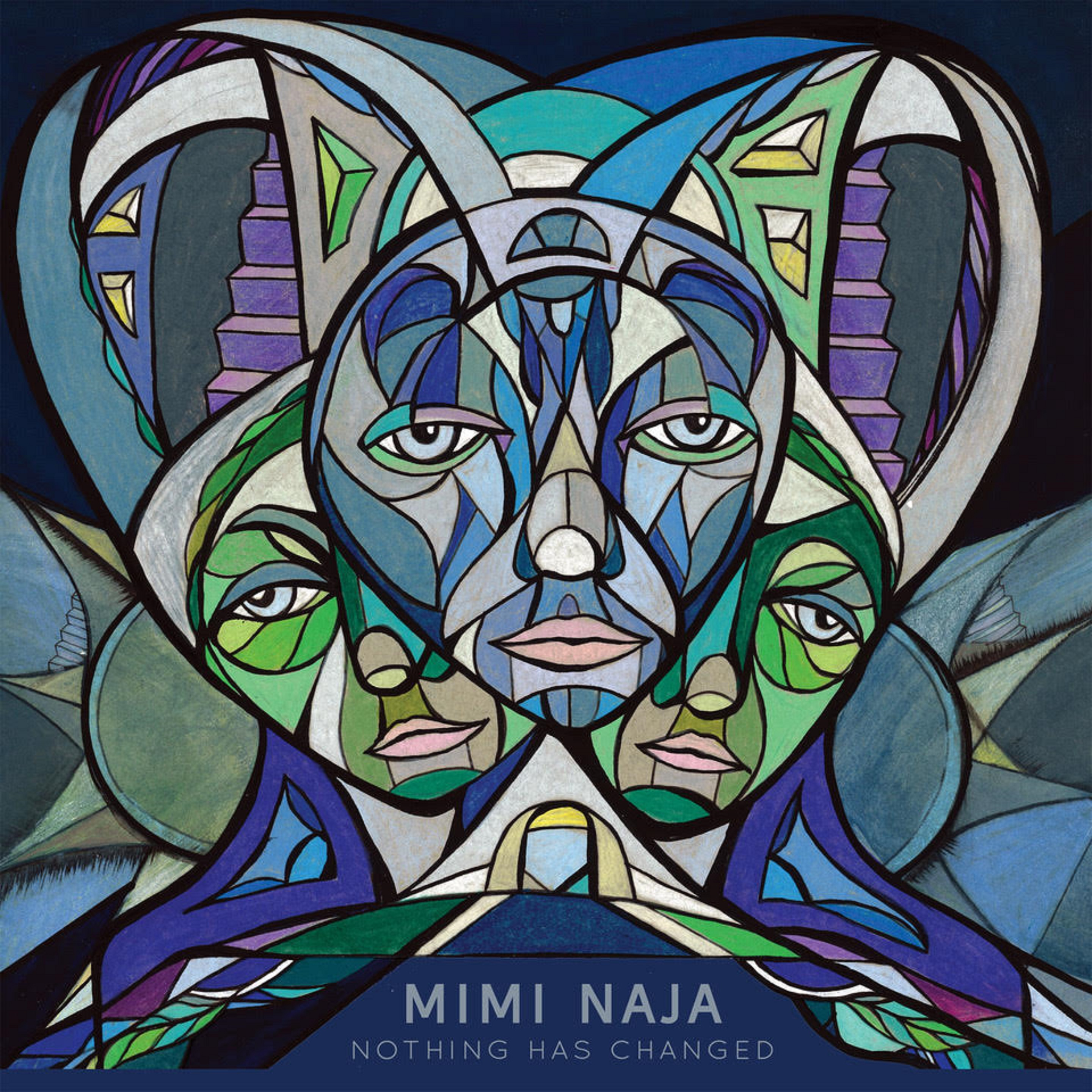 "Mimi Naja of Fruition to release new solo EP ""Nothing Has Changed"""