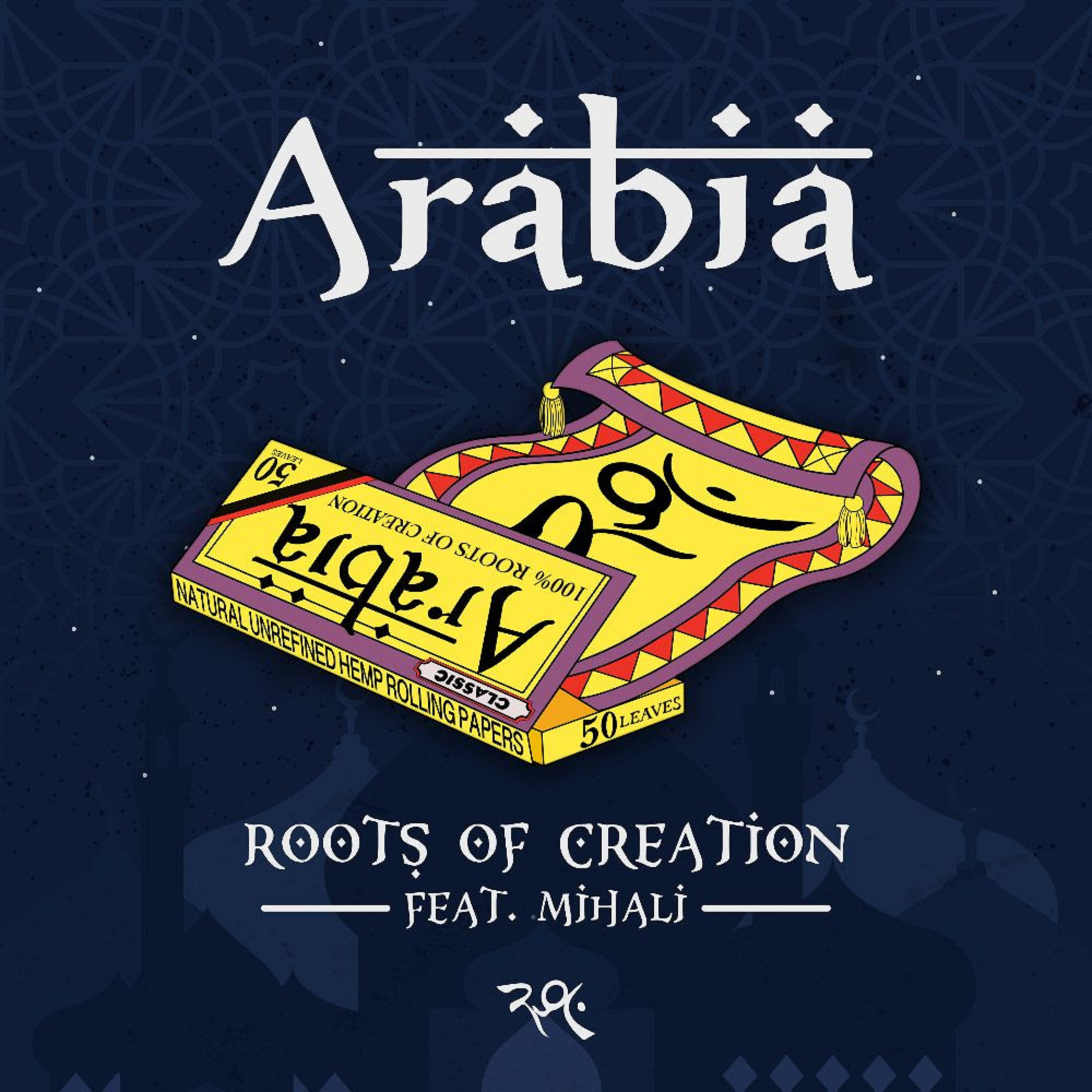 "Roots of Creation Releases Second Single from 2021 Album ""Arabia"" Ft. Mihali of Twiddle"