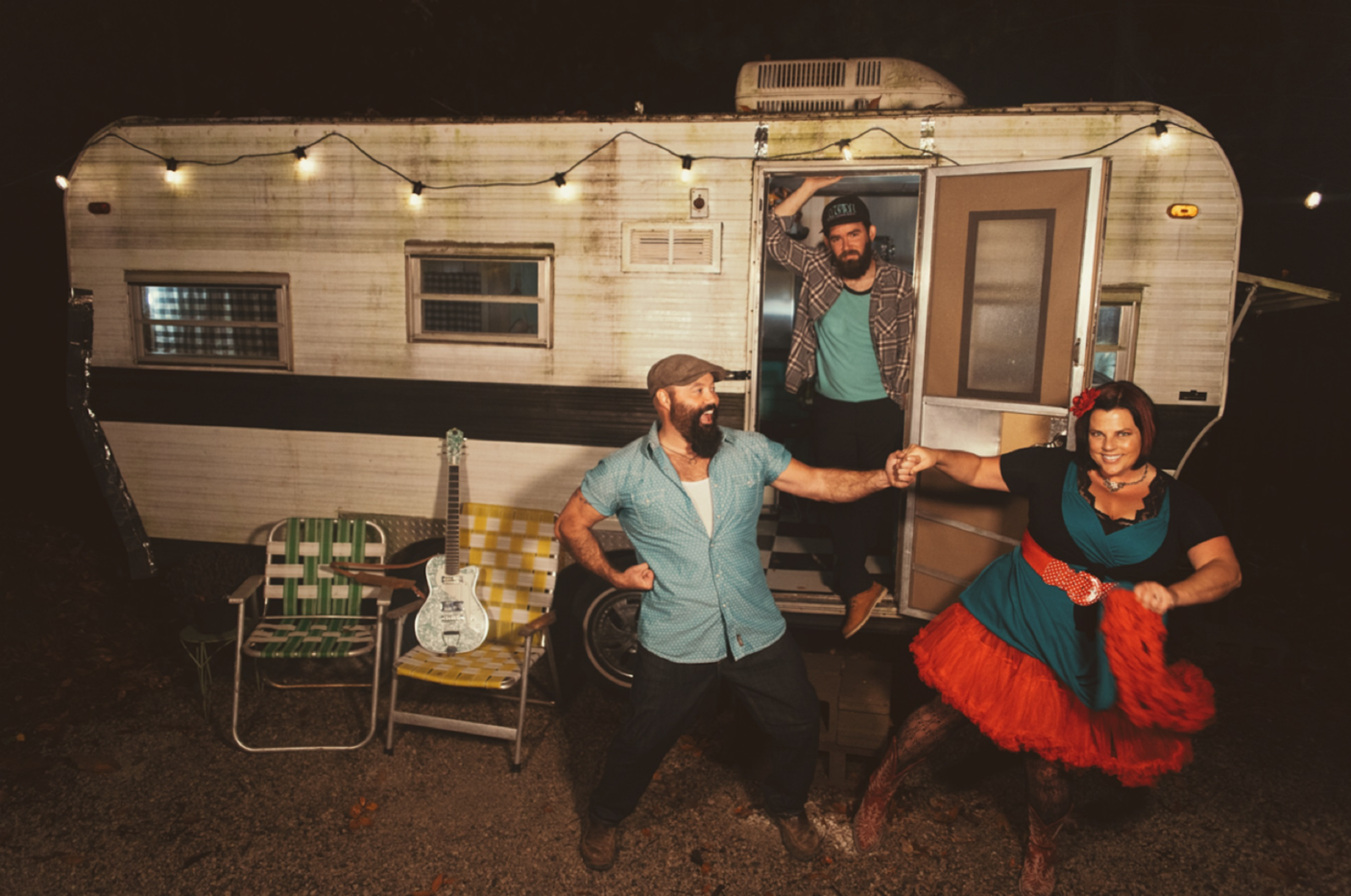 Rev. Peyton's Big Damn Band plans (safe) tour dates and releases new single