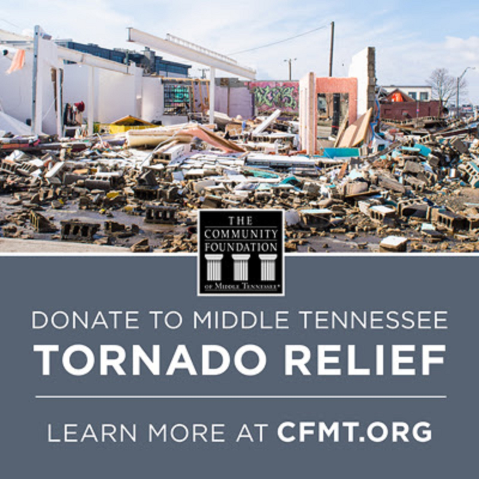 The Wood Brothers Launch GoFundMe Campaign To Raise Money For Nashville Tornado Victims