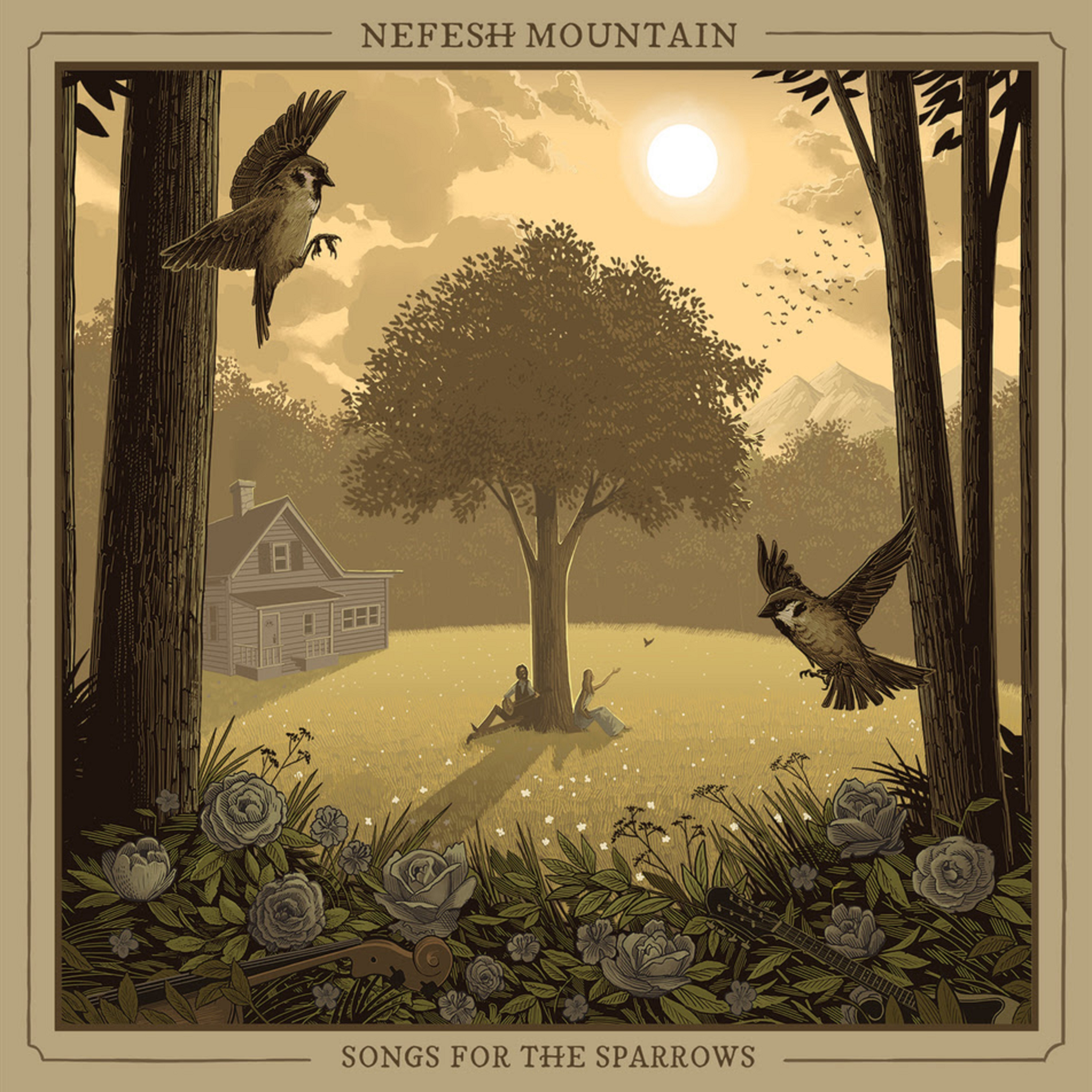 Nefesh Mountain to release 'Songs For The Sparrows'