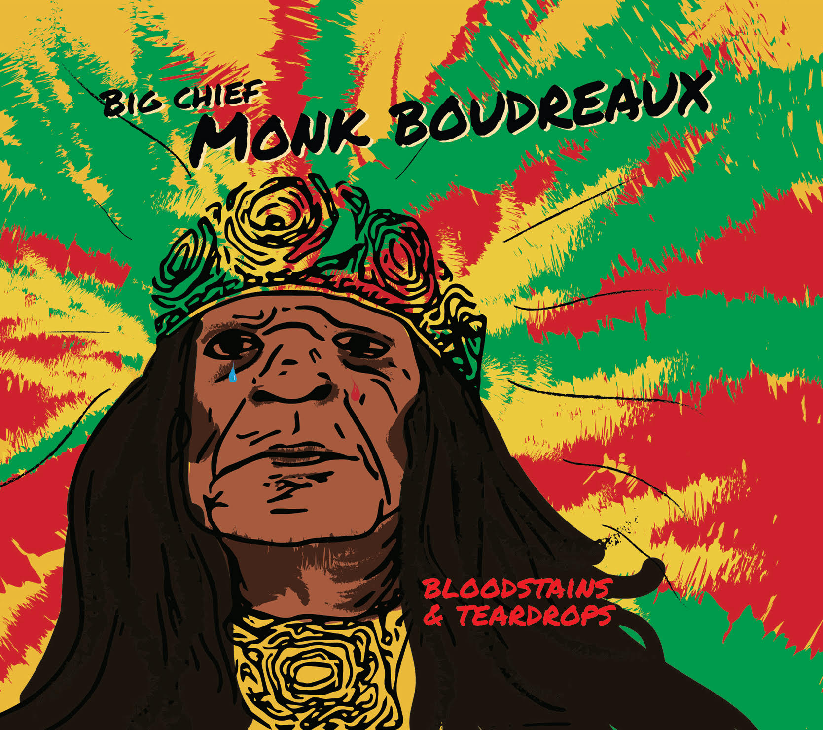 "GW Premiere: Big Chief Monk Boudreaux's ""Blues, Blues, Blues"""