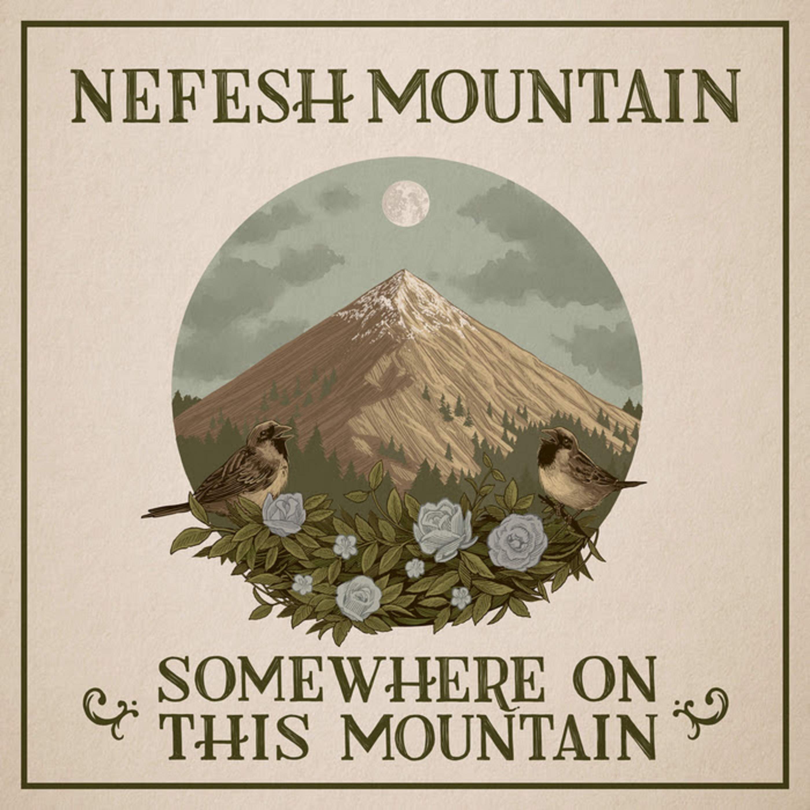 "Nefesh Mountain Releases ""Somewhere On This Mountain"" Featuring Jerry Douglas"
