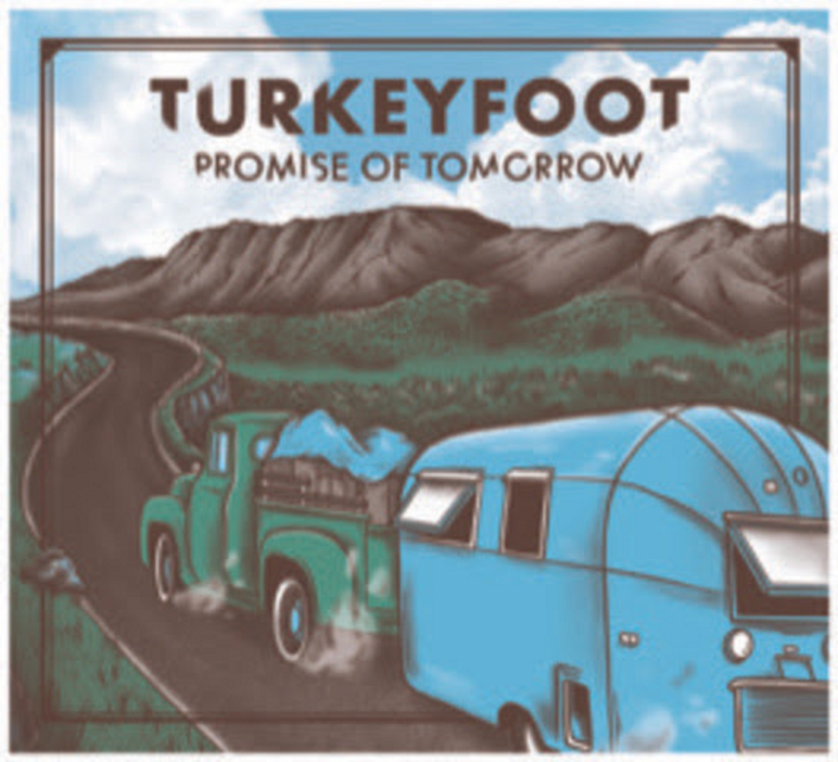 Turkeyfoot Releases Debut Album 'Promise of Tomorrow' on June 5