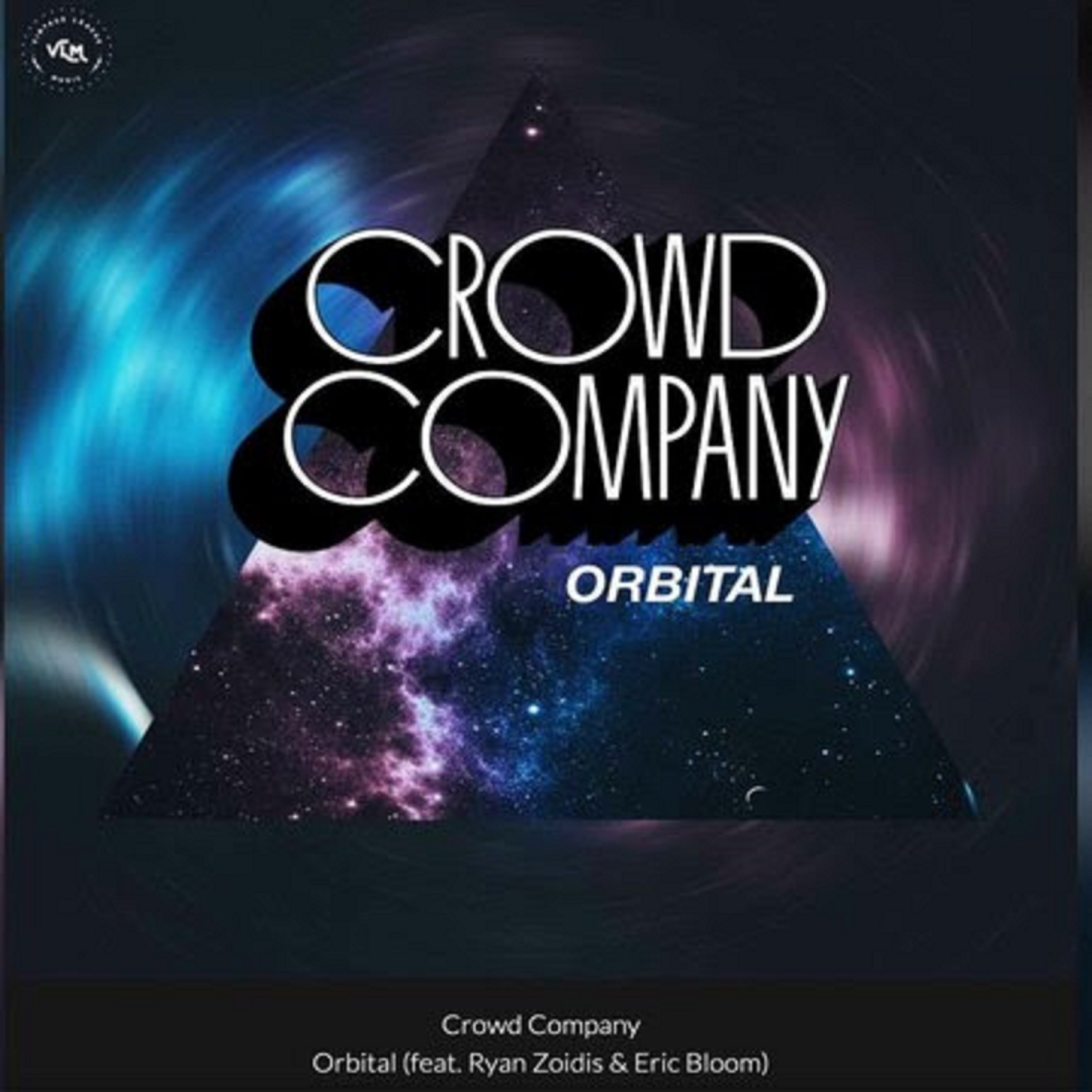 "Crowd Company shares acid jazz single ""Orbital"""