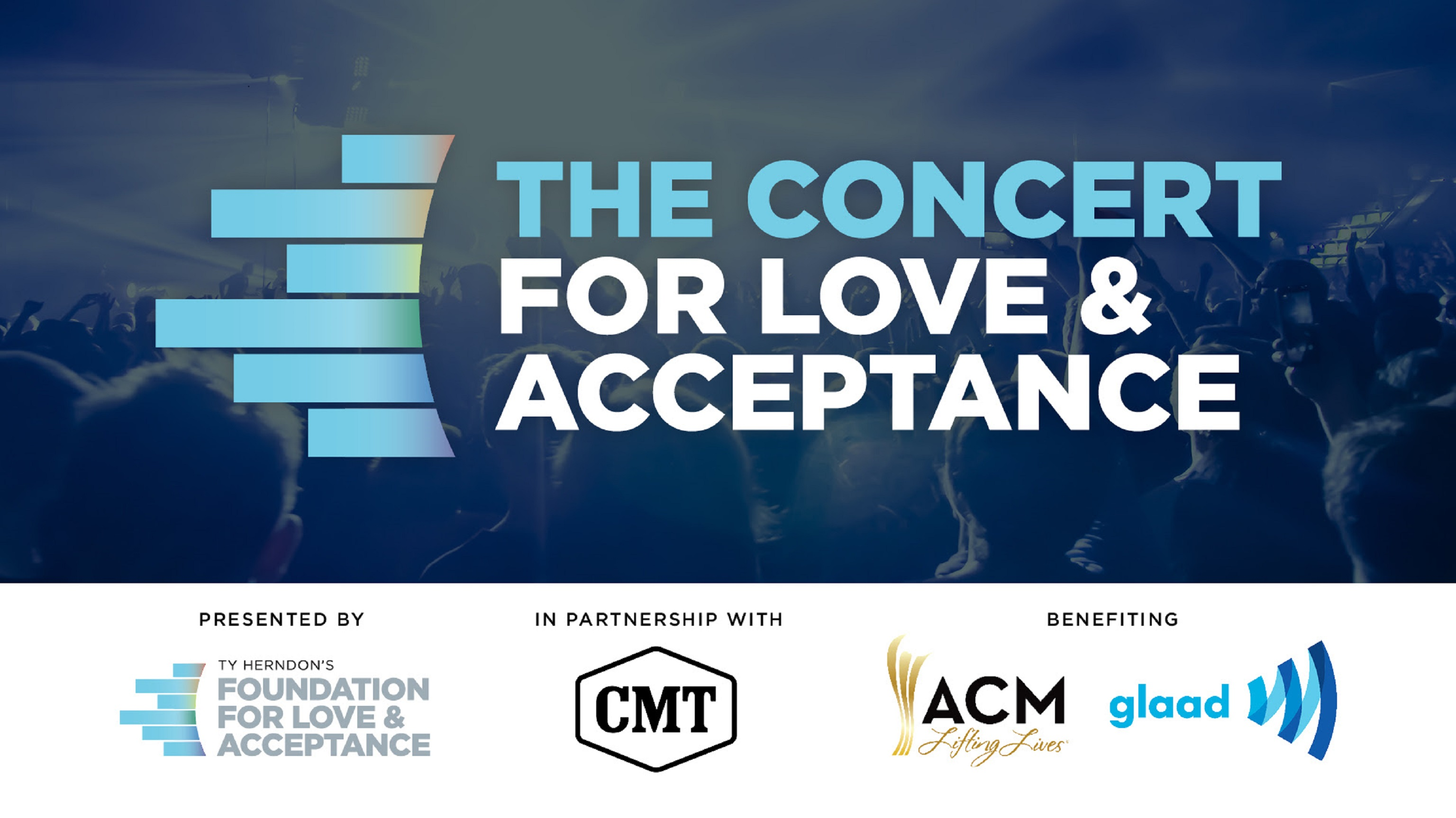 Dennis Quaid and Lewis Brice Join 2020 Concert for Love & Acceptance Set for June 30