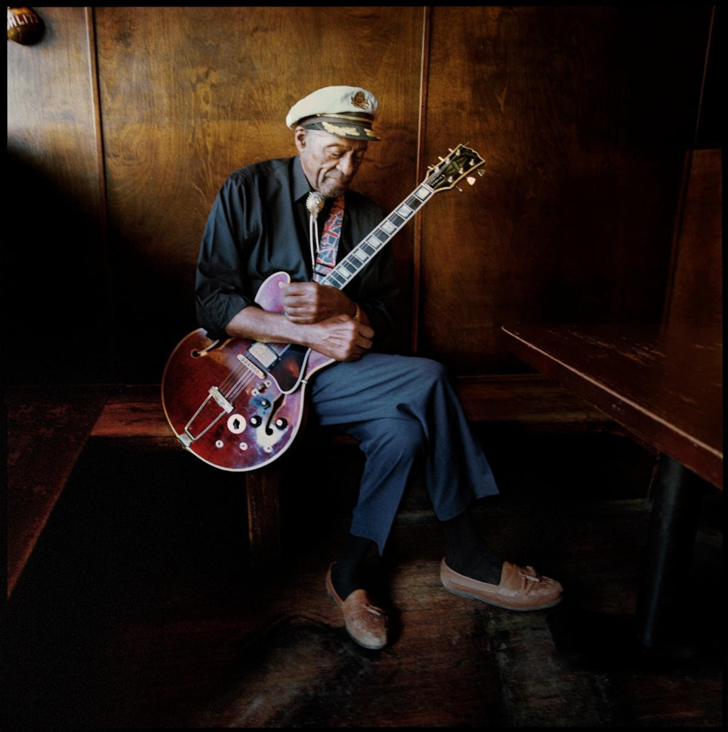 Chuck Berry 1970s ES-355' Available Worldwide; To Honor the Rock and Roll  Legend | Grateful Web