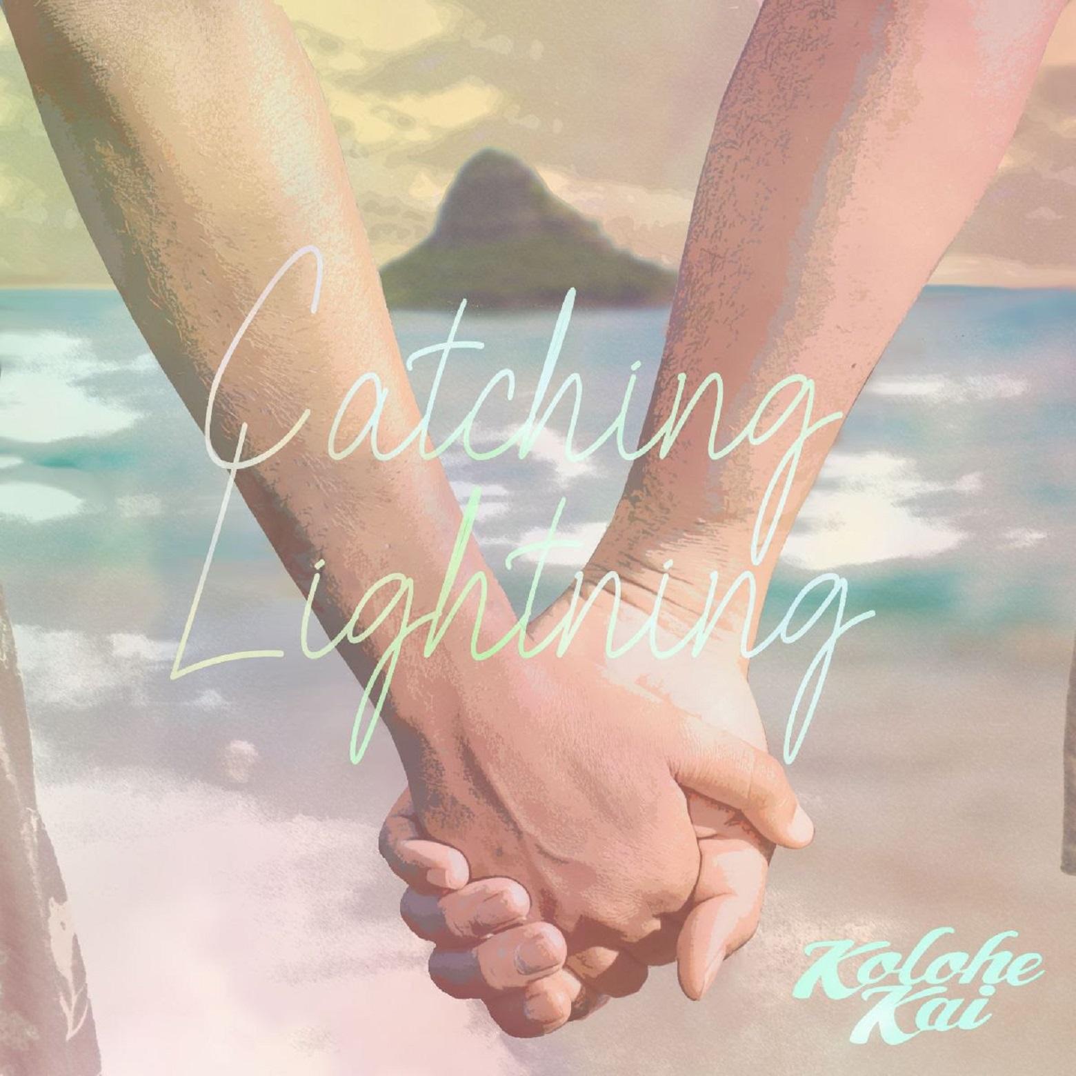 "Kolohe Kai Releases New Single ""Catching Lightning"" Now"