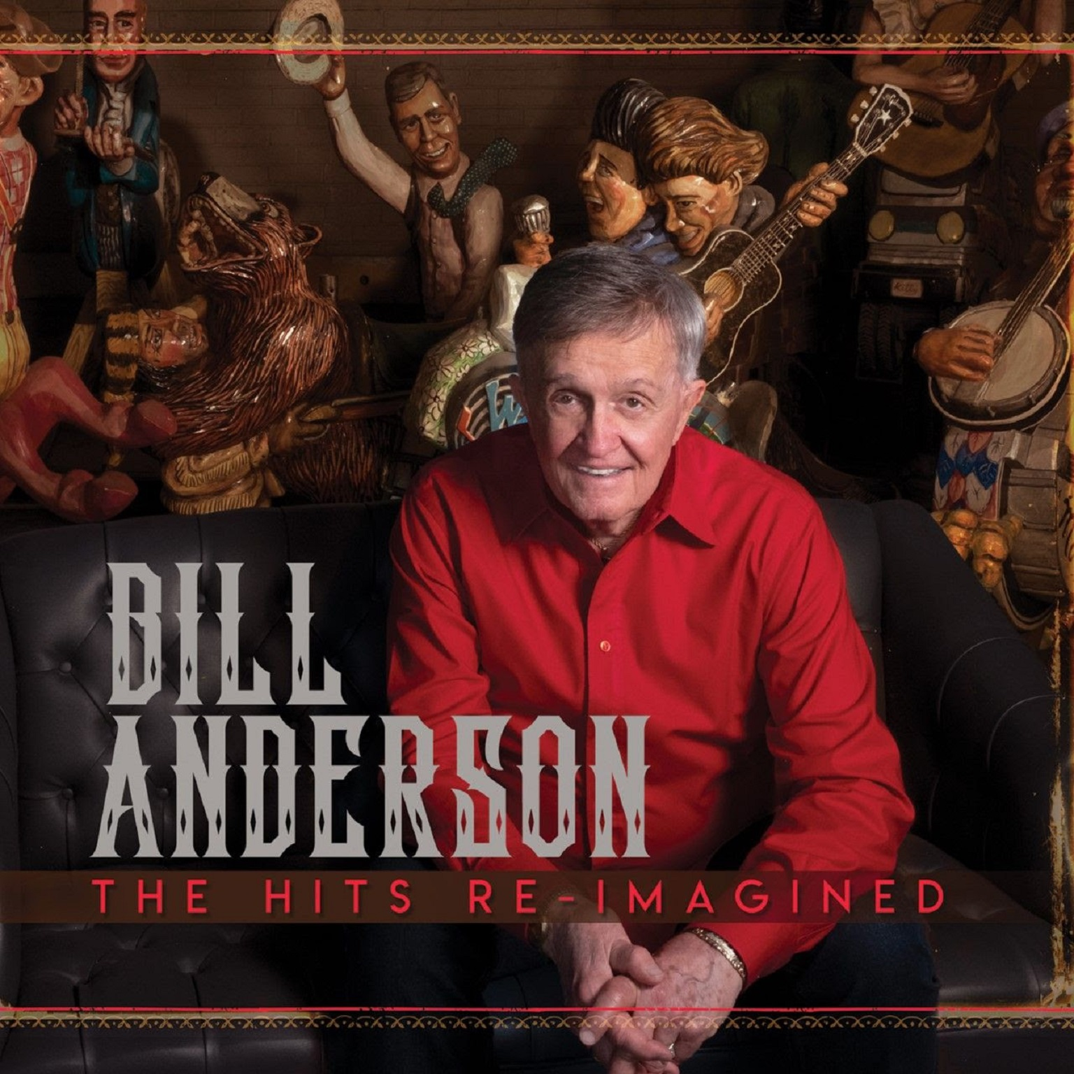 Whisperin' Bill Anderson Releases 73rd Album