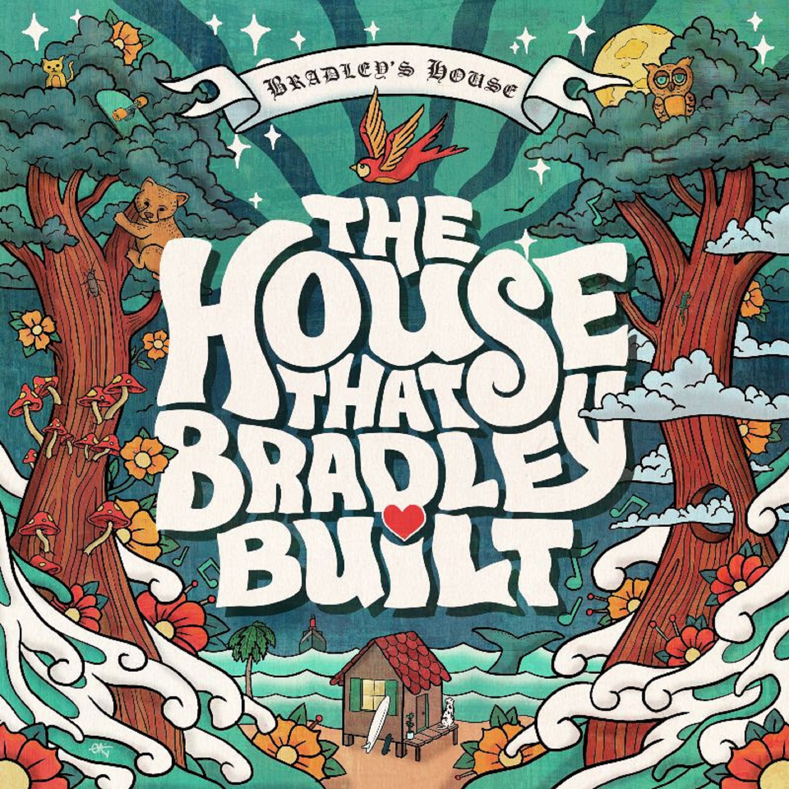 O.A.R. & The Skints Release New Singles From Compilation 'The House That Bradley Built' Out Today