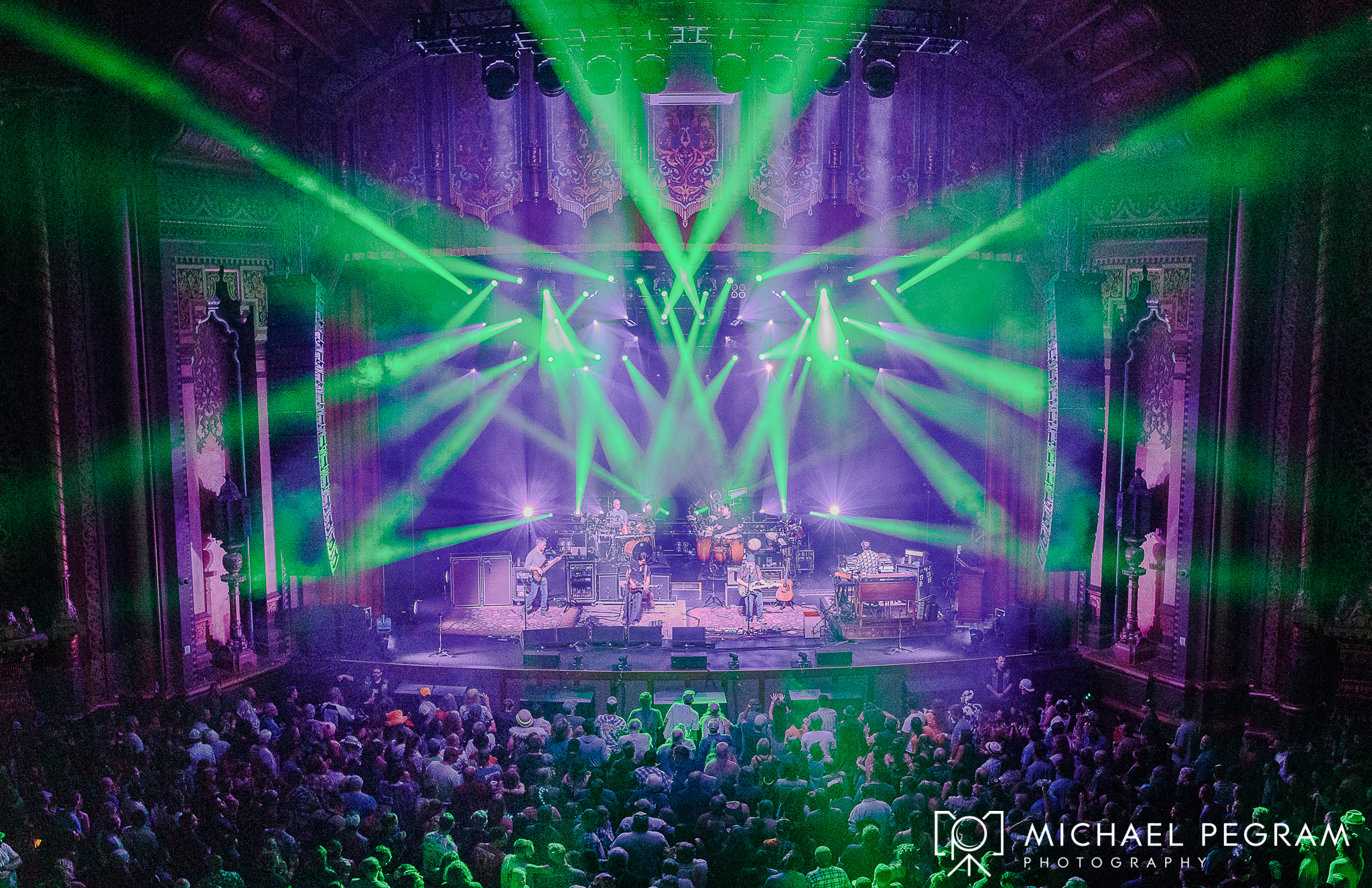 The String Cheese Incident | Fox Theater | 10/5/19