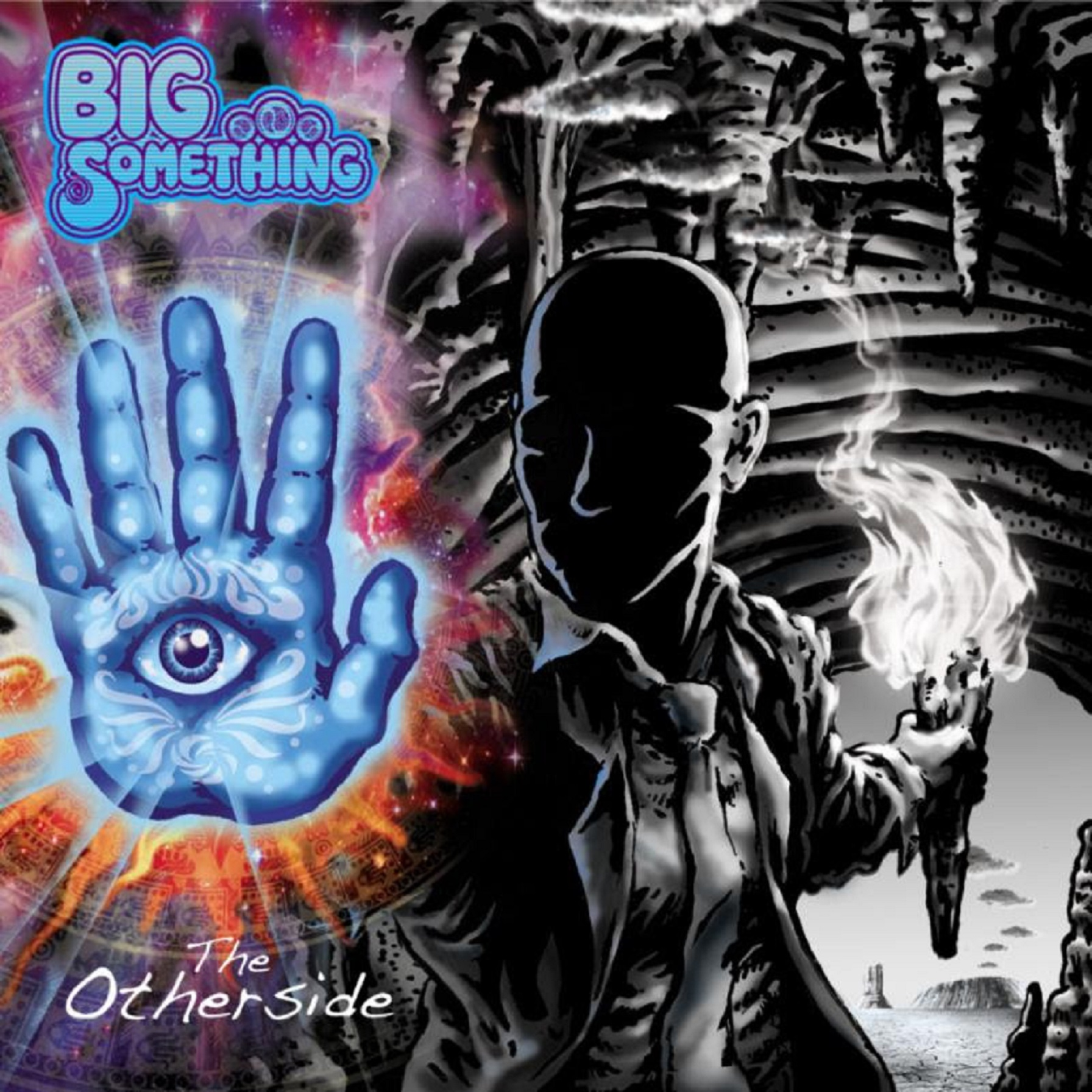 "Big Something Announces New Album ""The Otherside"""